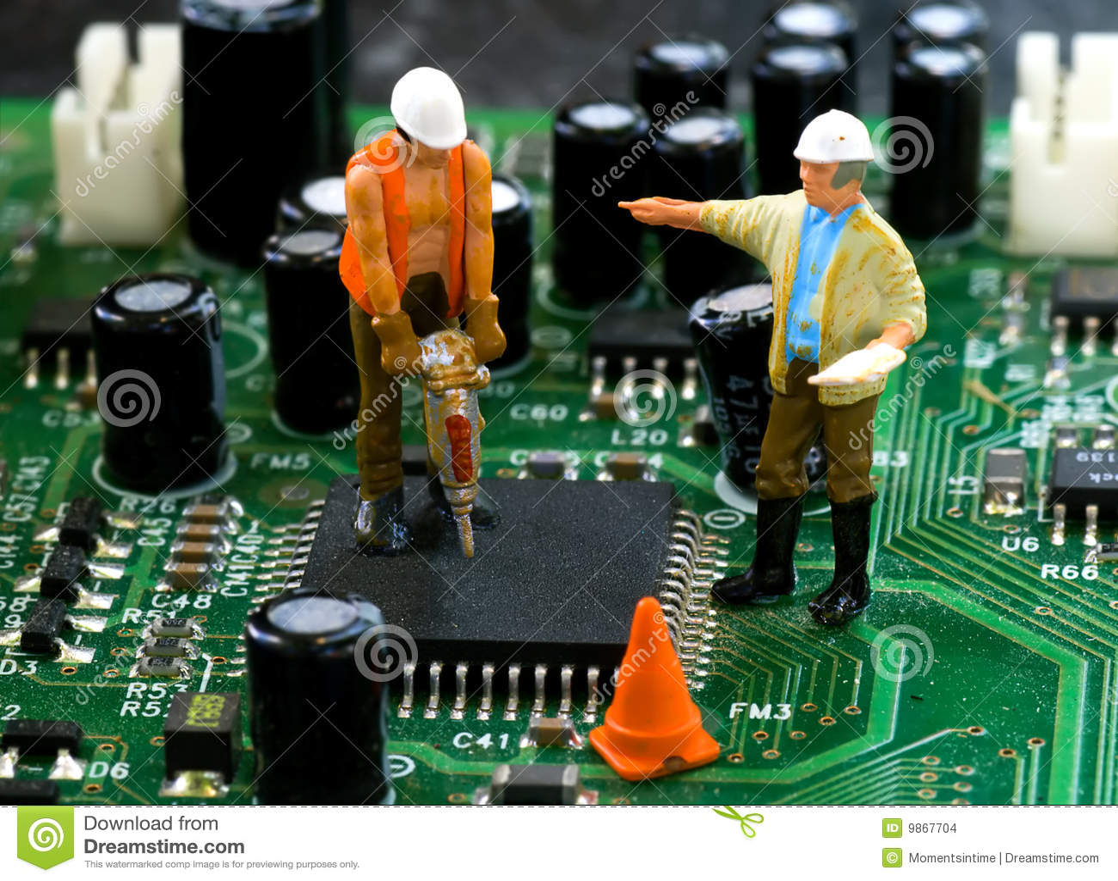 free computer repairing