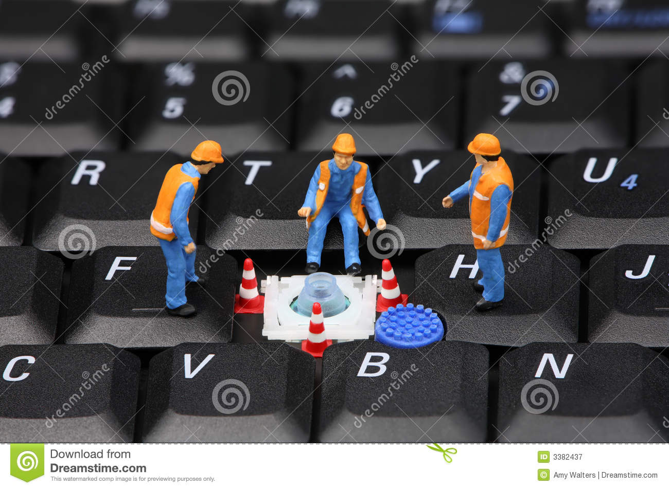 Computer Repair Concept Royalty Free Stock Photography - Image ...