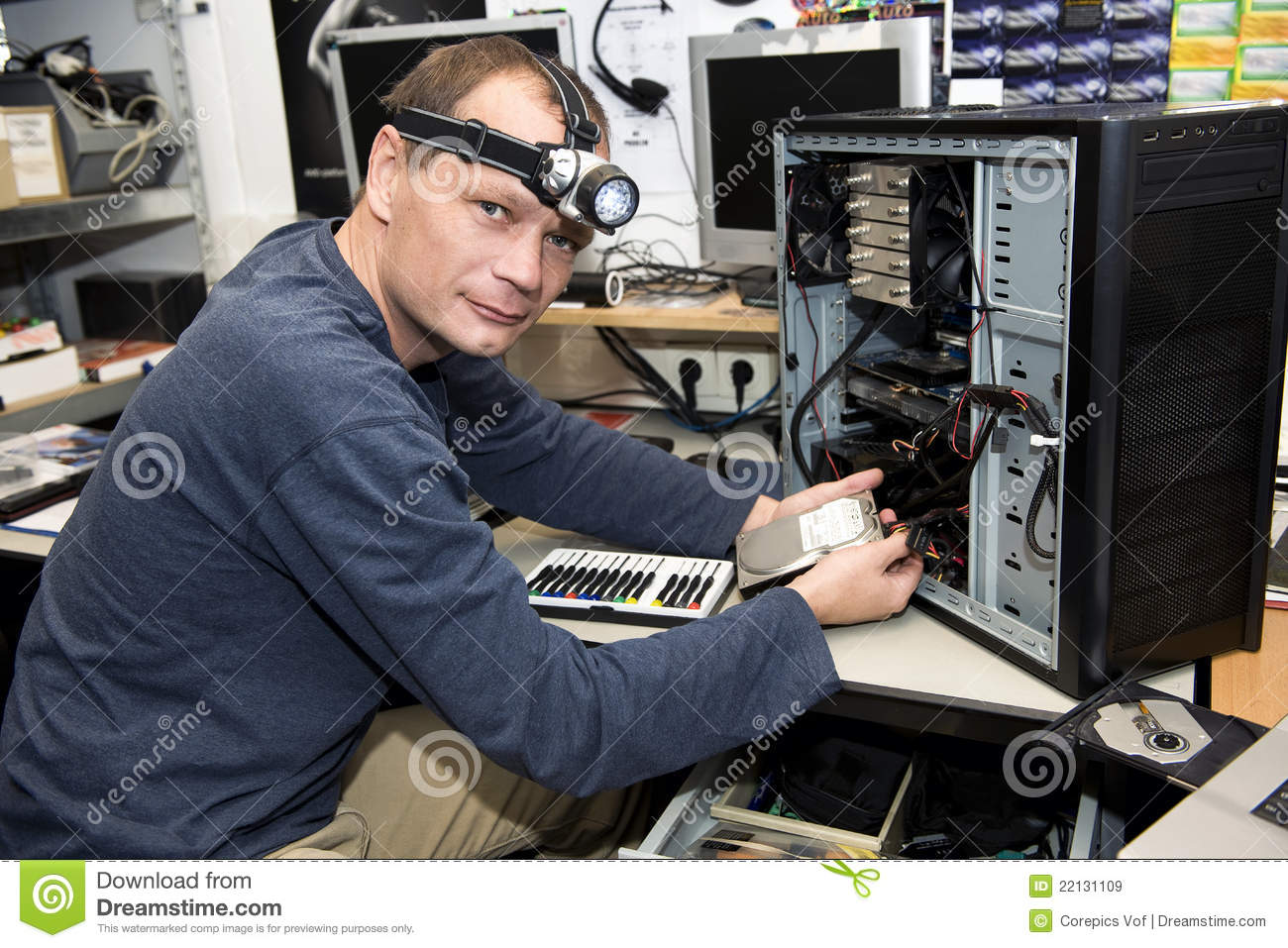 computer repair shop stock photo 22131109 megapixl