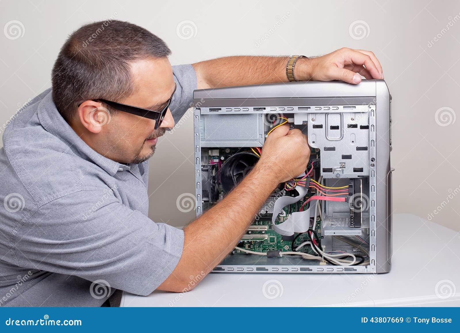 Computer technician business plan