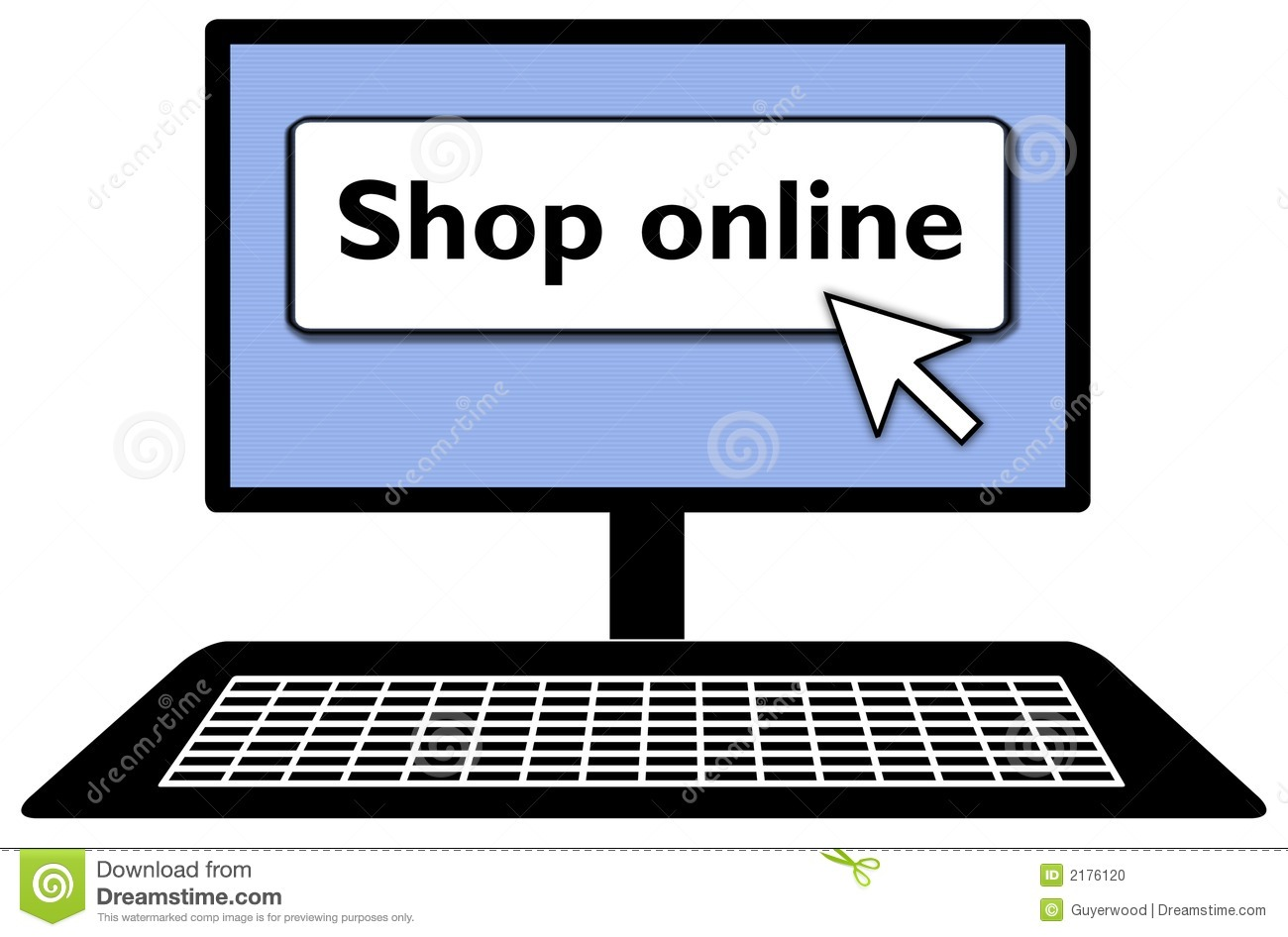 Computer shop online stock photo image 2176120 - Factory on line ...