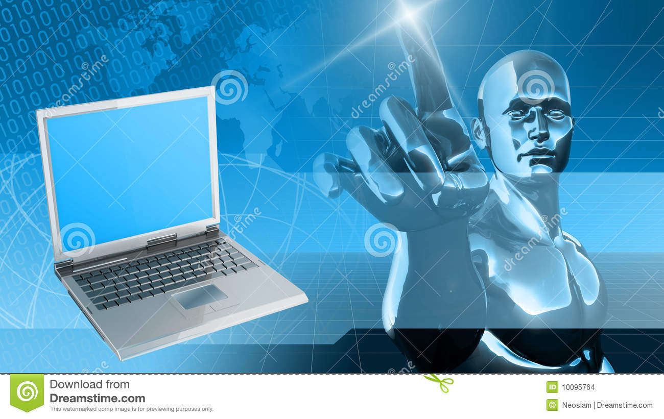 Computer And Technology Stock Images  Image: 10095764