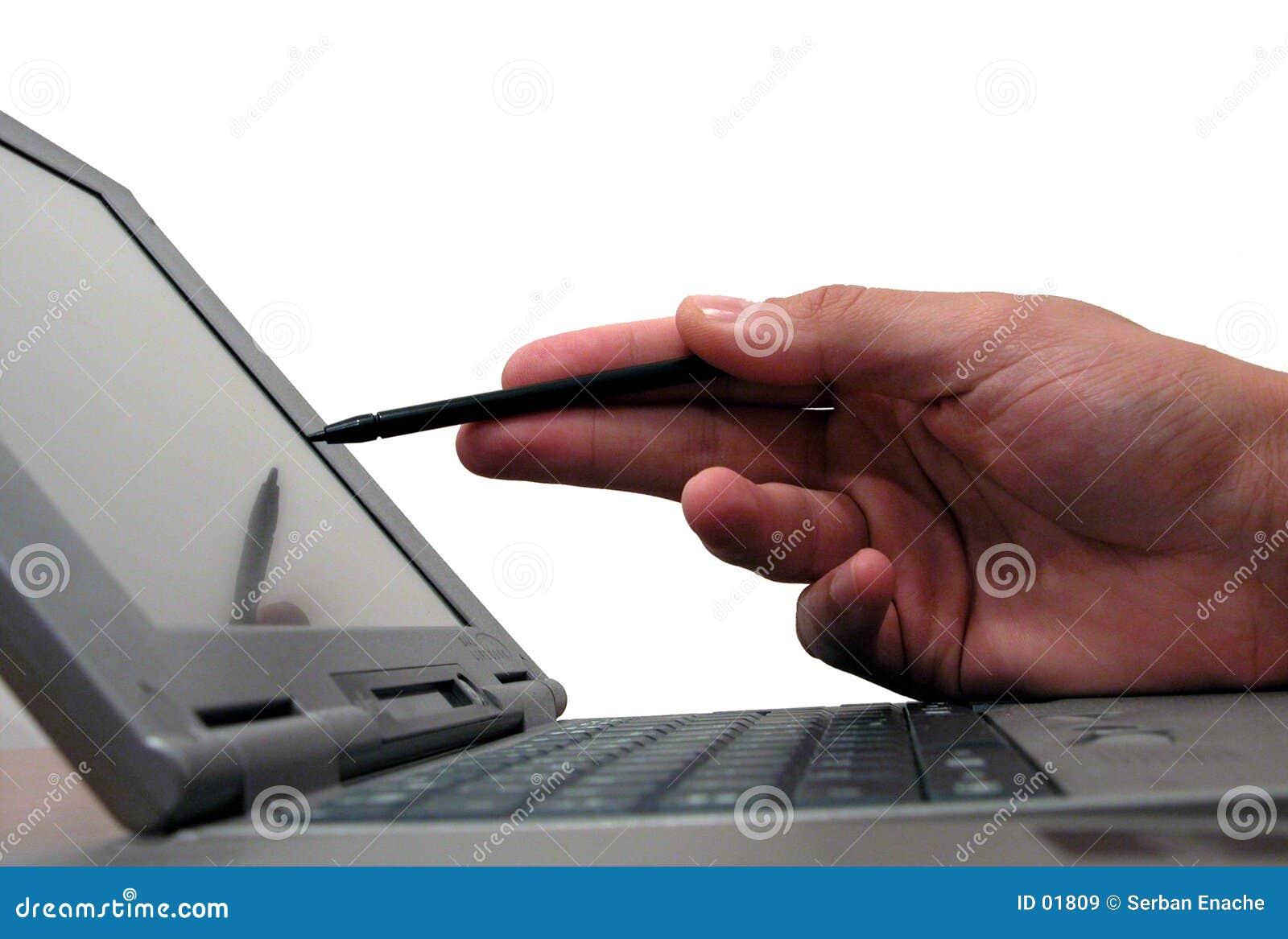 Computer TFT screen 1