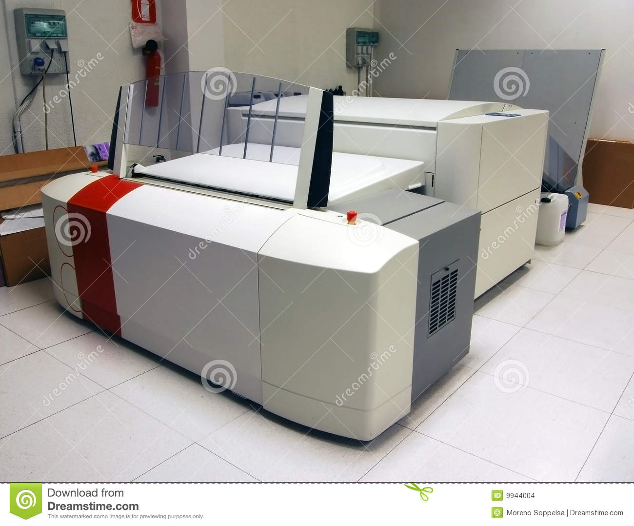 Flasheuse Agfa Ctp AVALON LF THERMAL Machines d'occasion ...  |Ctp