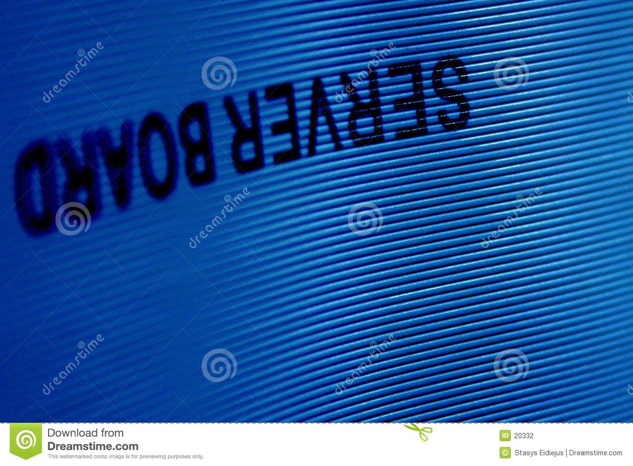Computer wire texture with lettering