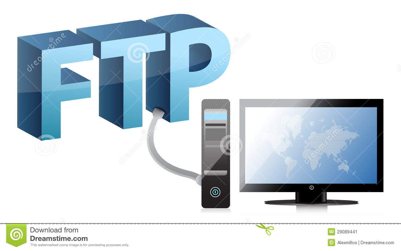how to download ftp files to computer