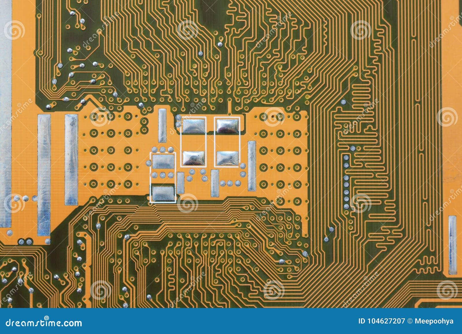 Download Computermotherboard Oppervlakte Van Technologieachtergrond Stock Afbeelding - Afbeelding bestaande uit samenvatting, idee: 104627207