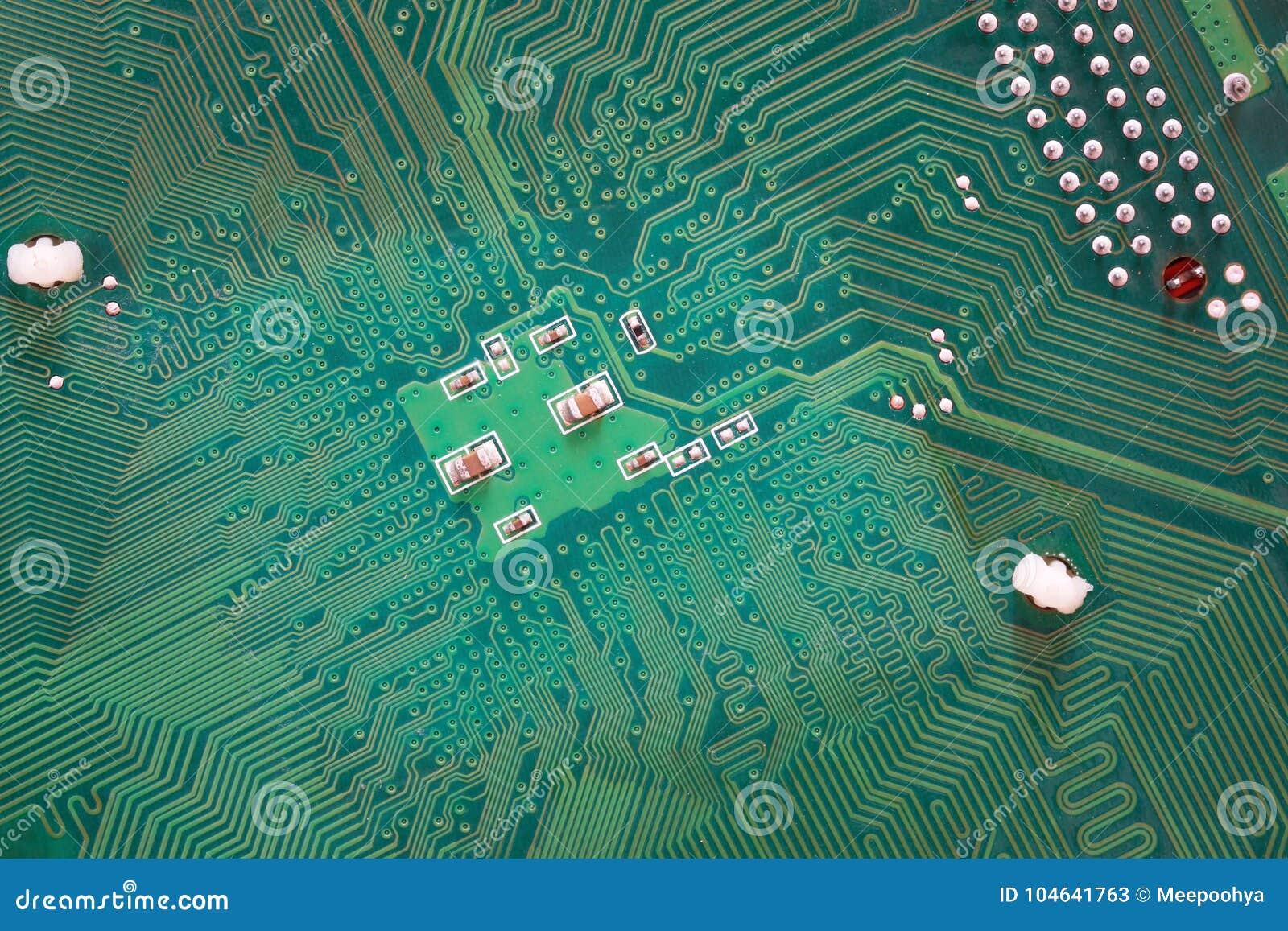 Download Computermotherboard Van Details Stock Afbeelding - Afbeelding bestaande uit geïntegreerd, hardware: 104641763