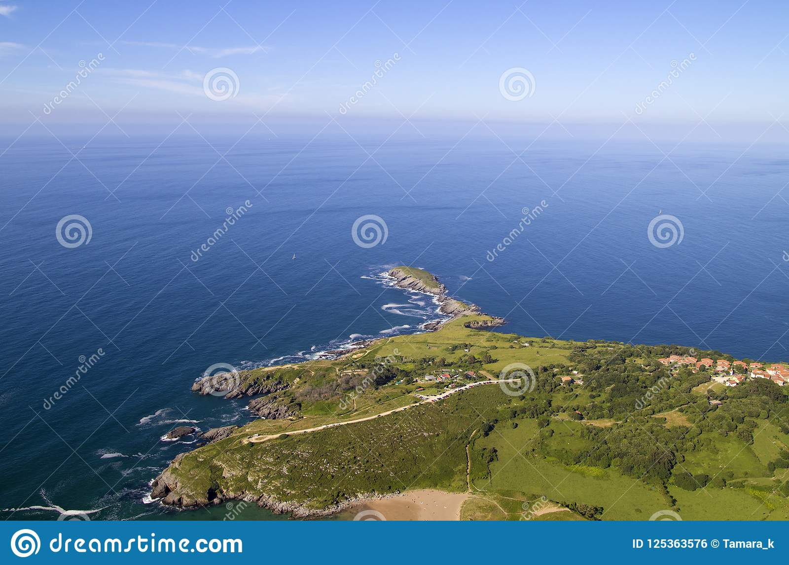 Comune di Cantabria, Liendo