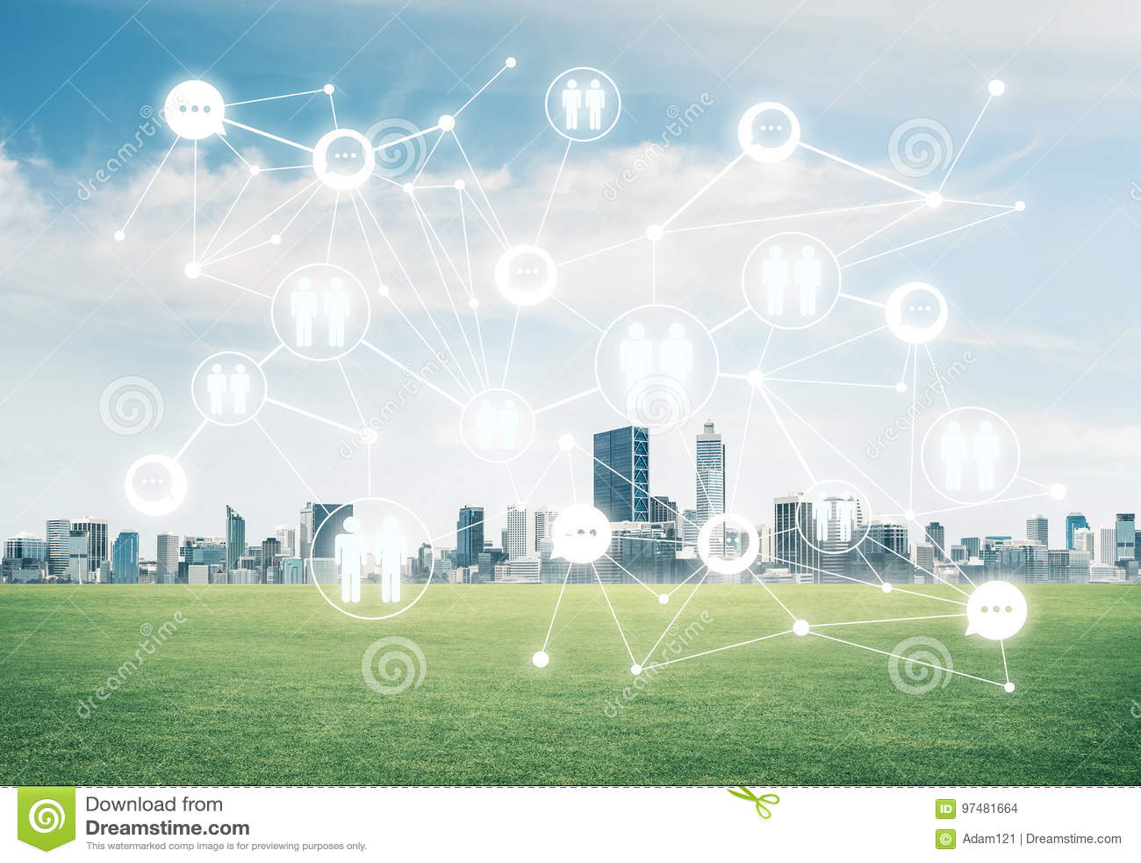 Comunicazione del sociale e della rete come mezzi per l efficace busin