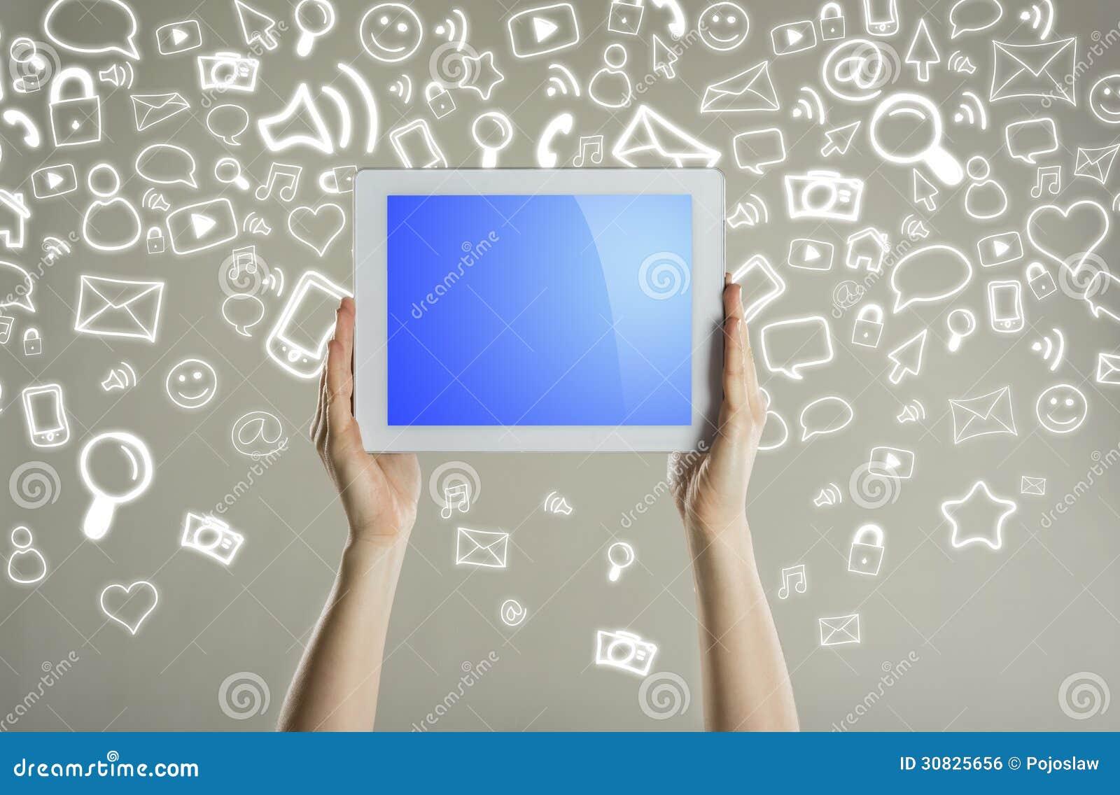 Comunicazione di Internet