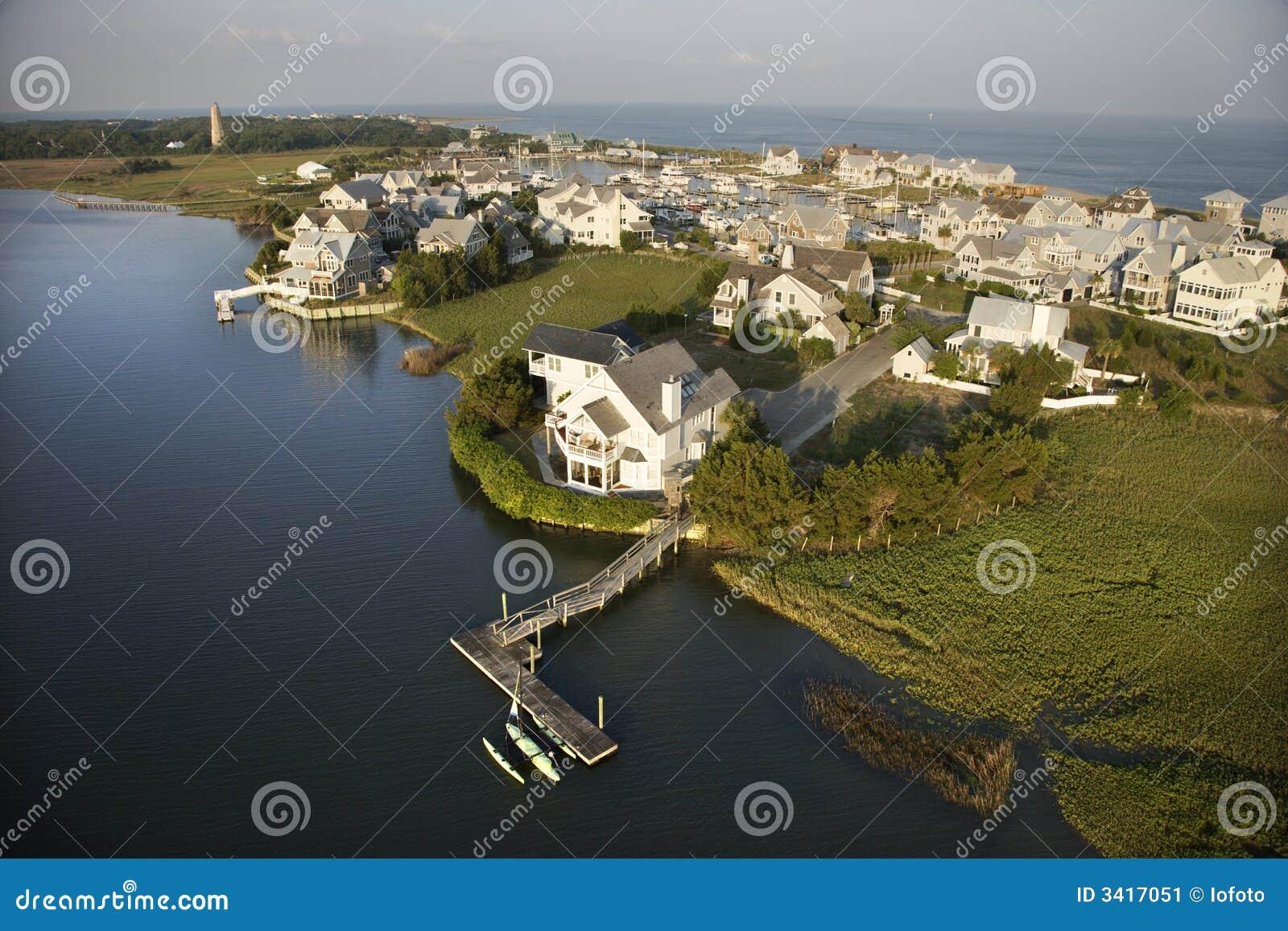 A comunidade litoral.
