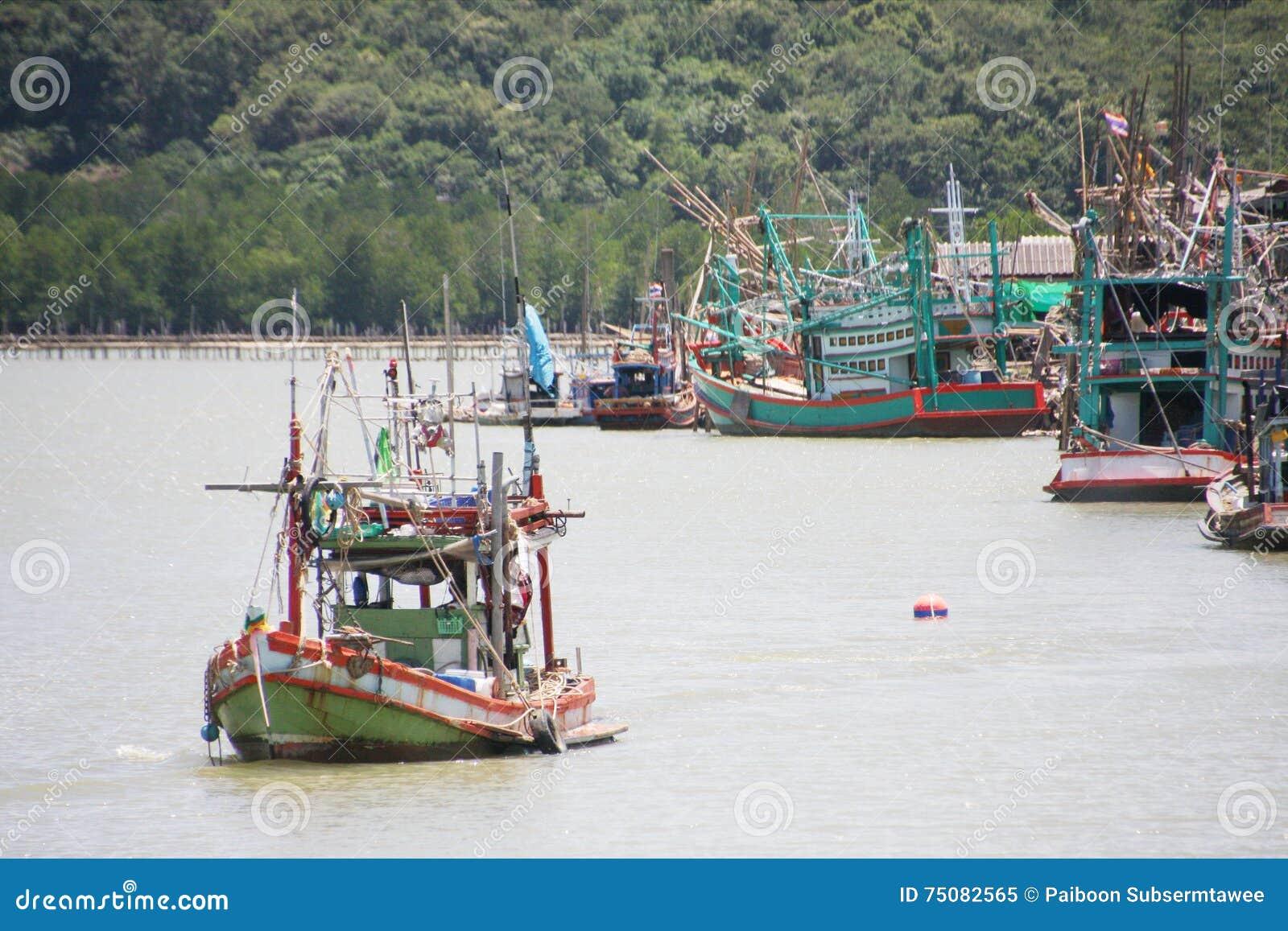 Comunità dei pescatori e del peschereccio