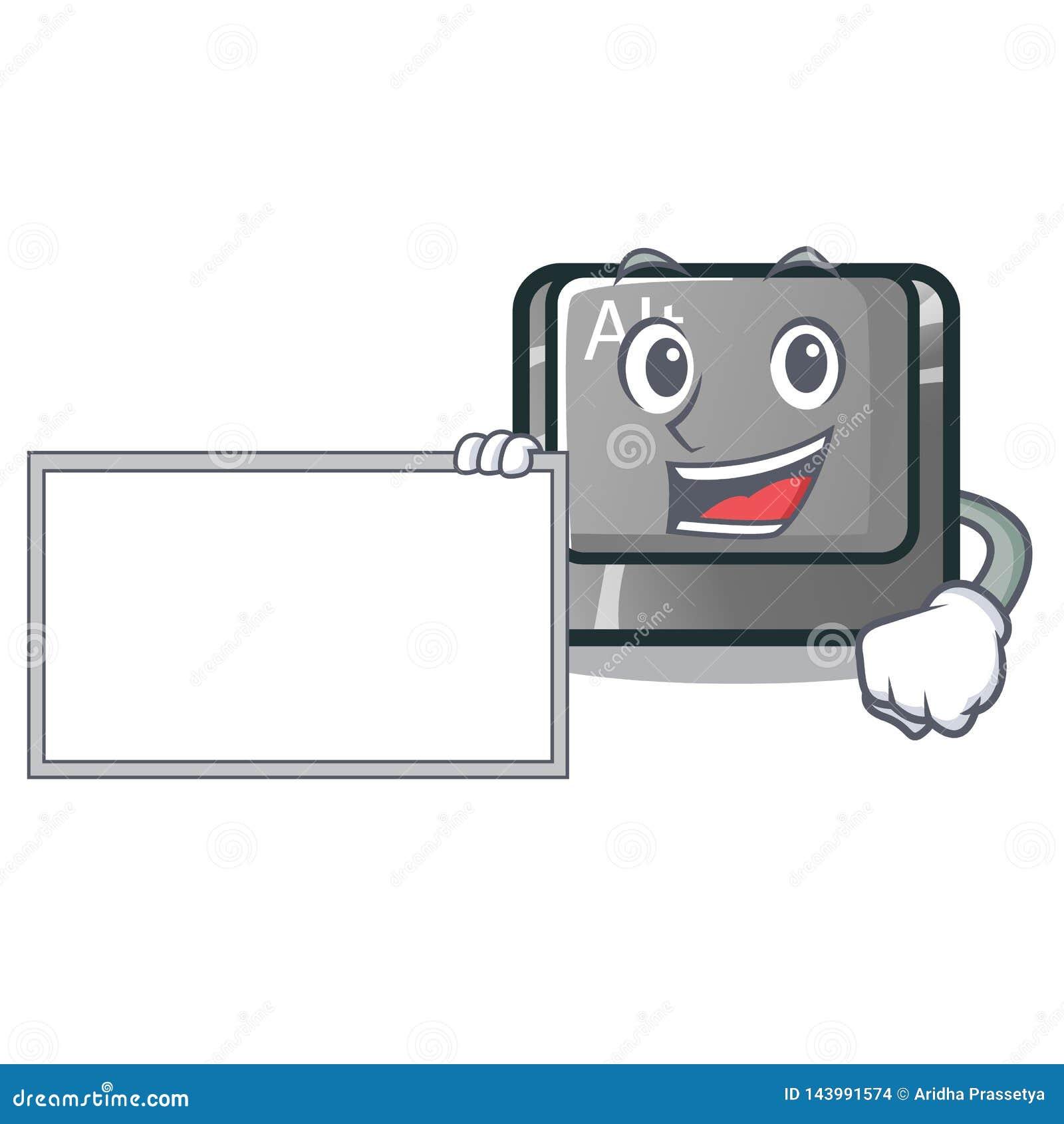 Con il bottone del bordo alt nella forma del fumetto