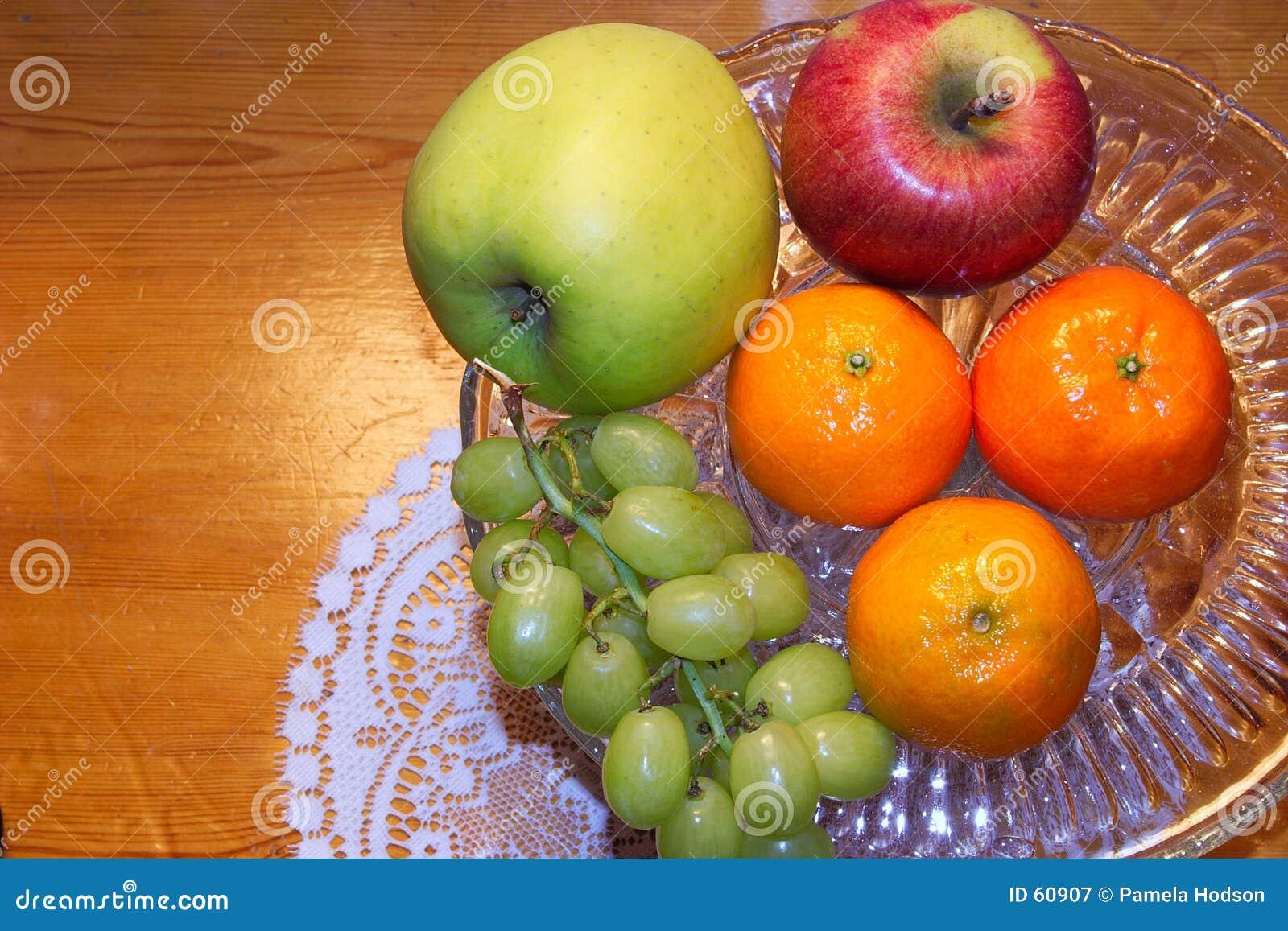 Con sabor a fruta