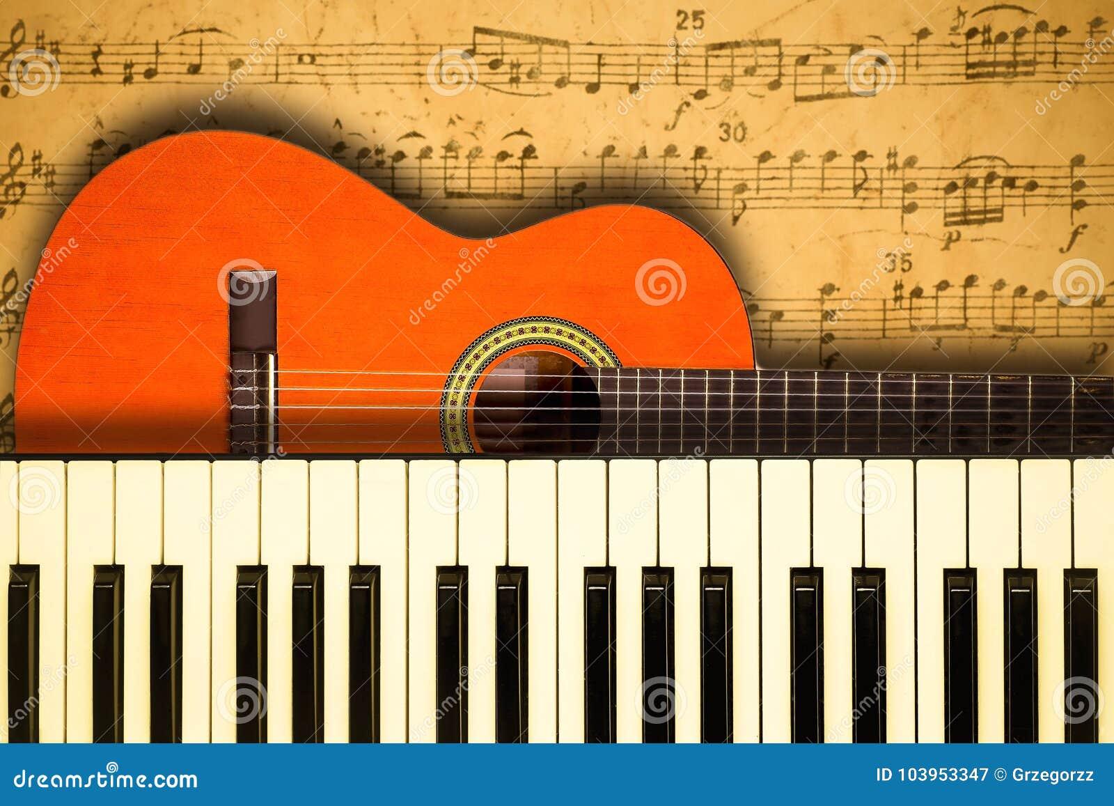 Conceito atrás da música em relação à contagem com notas