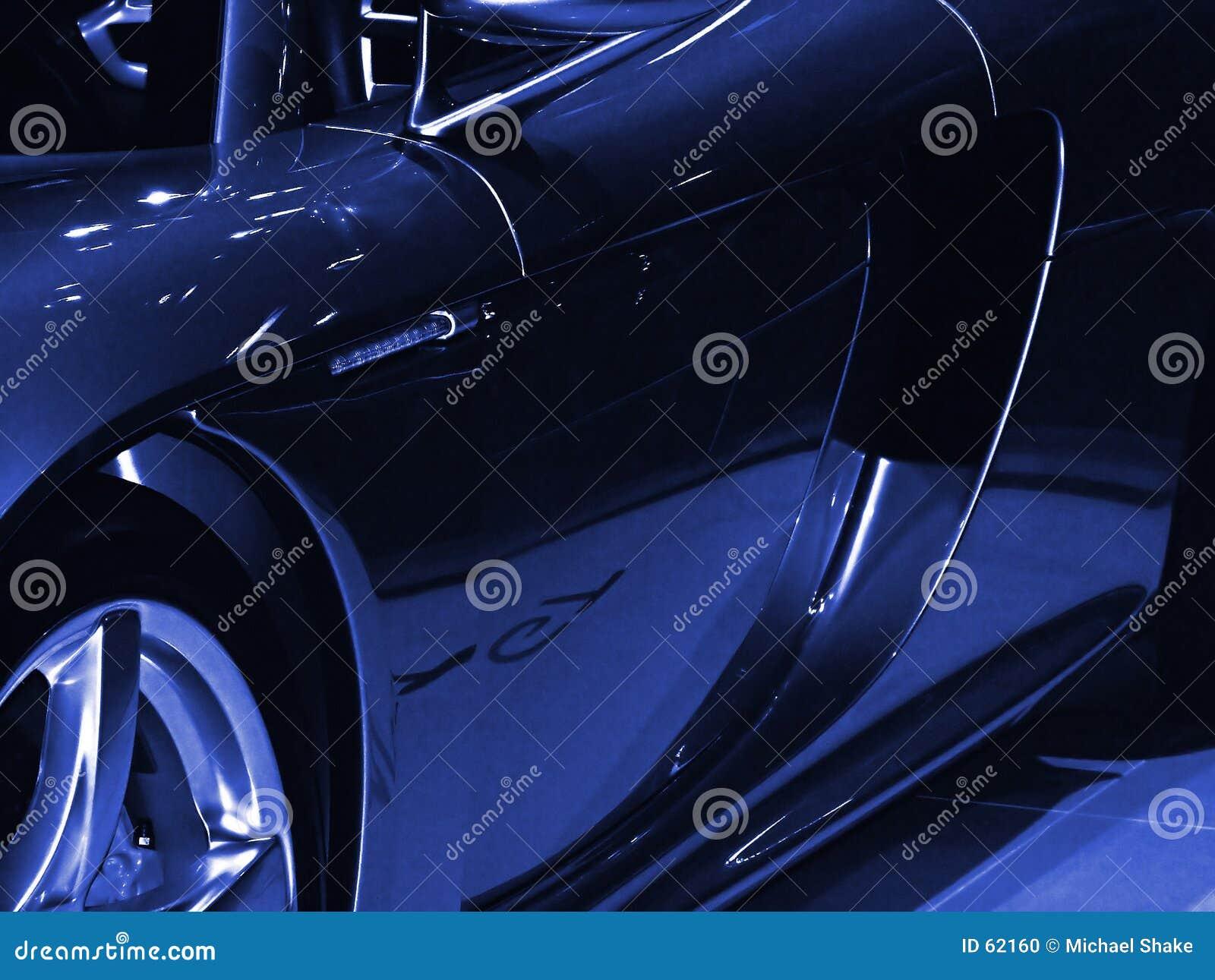 Conceito azul