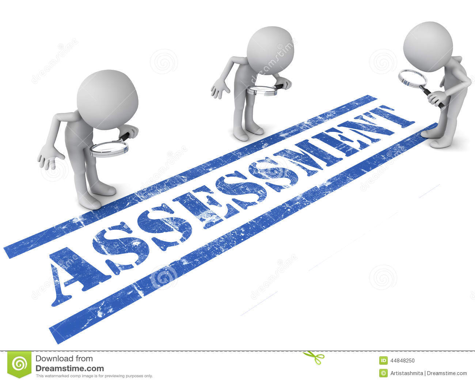 Conceito da avaliação