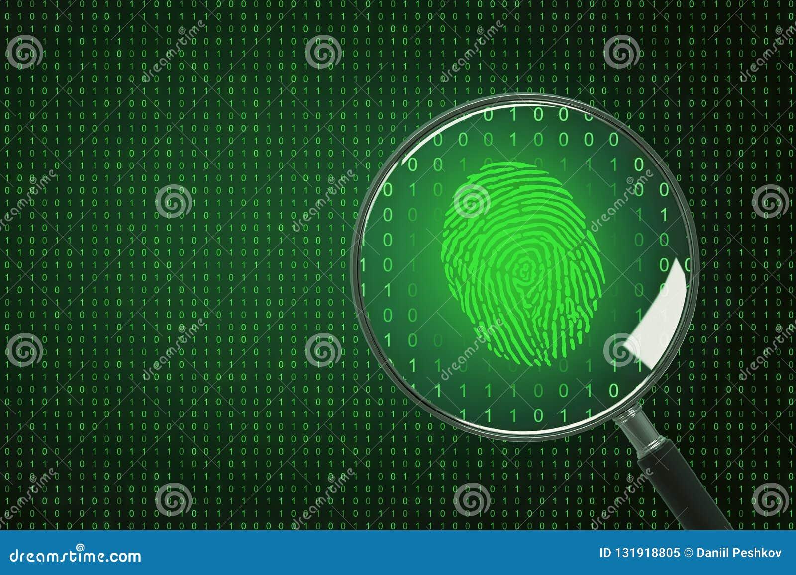 Conceito da biométrica e da computação