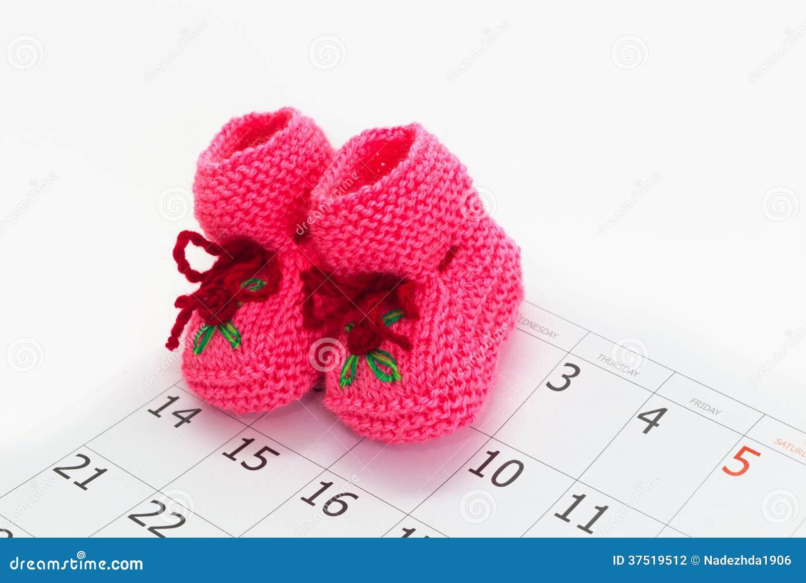 Conceito da data aprazada do bebê