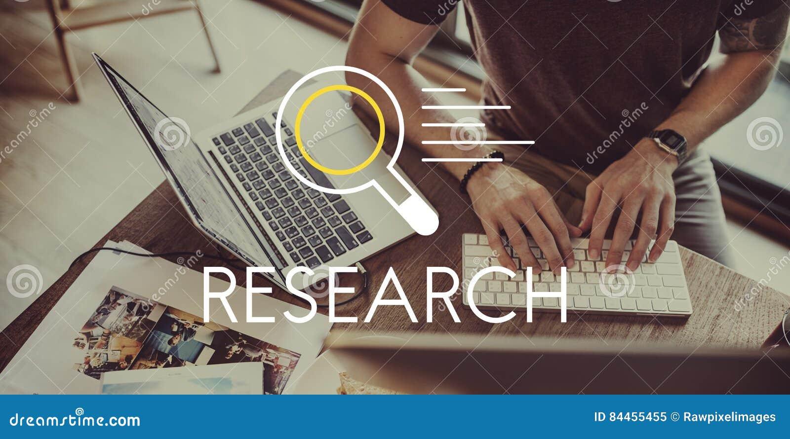 Conceito da descoberta do conhecimento dos resultados de pesquisa