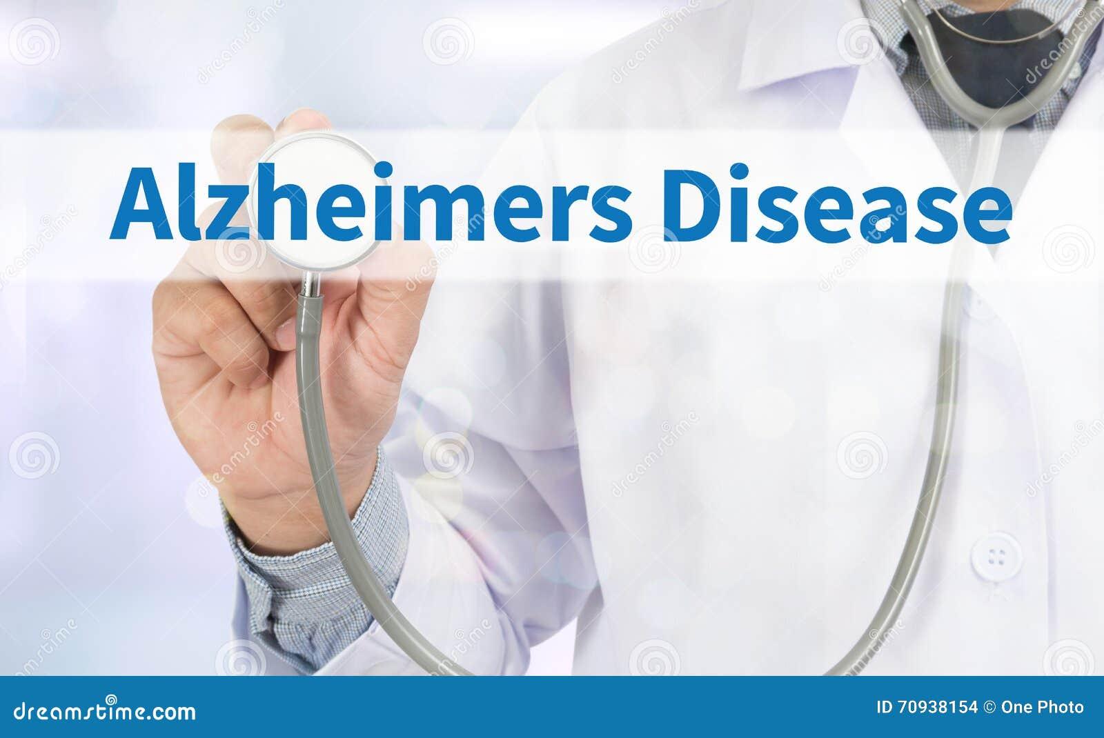 Conceito da doença de Alzheimers