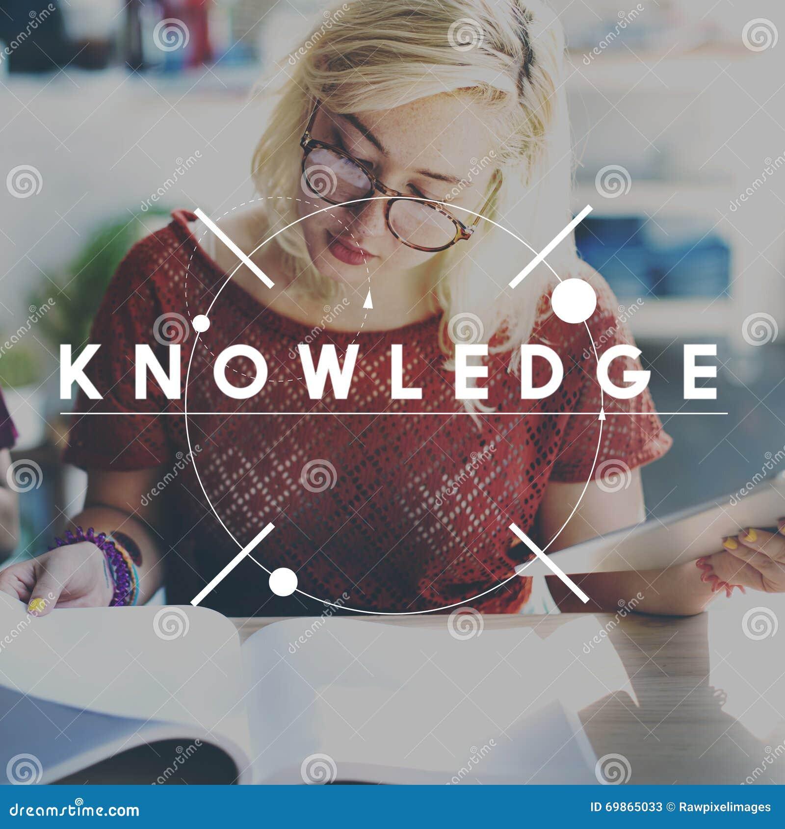 Conceito da educação do estudo da inteligência do conhecimento