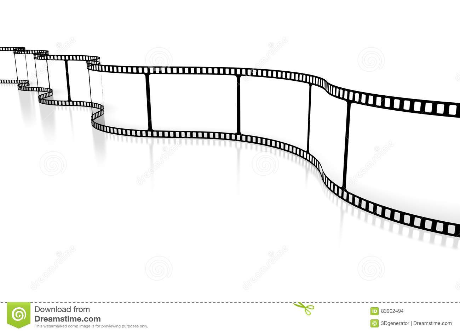 Conceito Da Fita Da Camera De Filme Ilustracao Stock Ilustracao