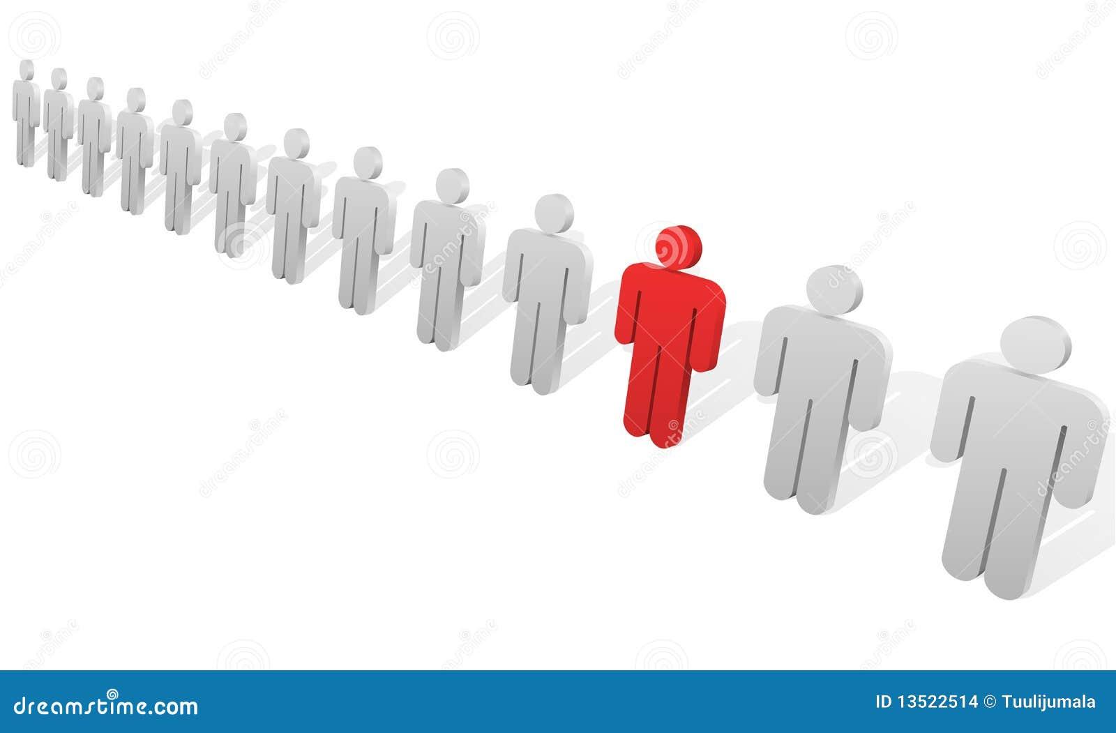 Conceito da individualidade.