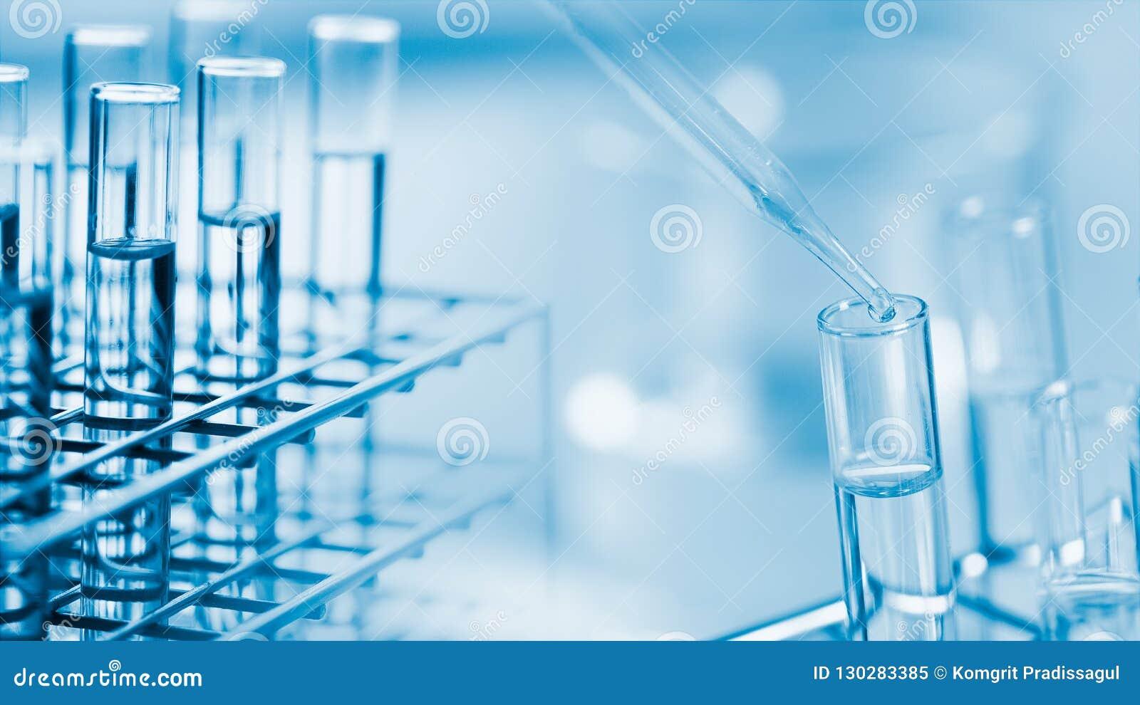 Conceito da investigação e desenvolvimento do laboratório