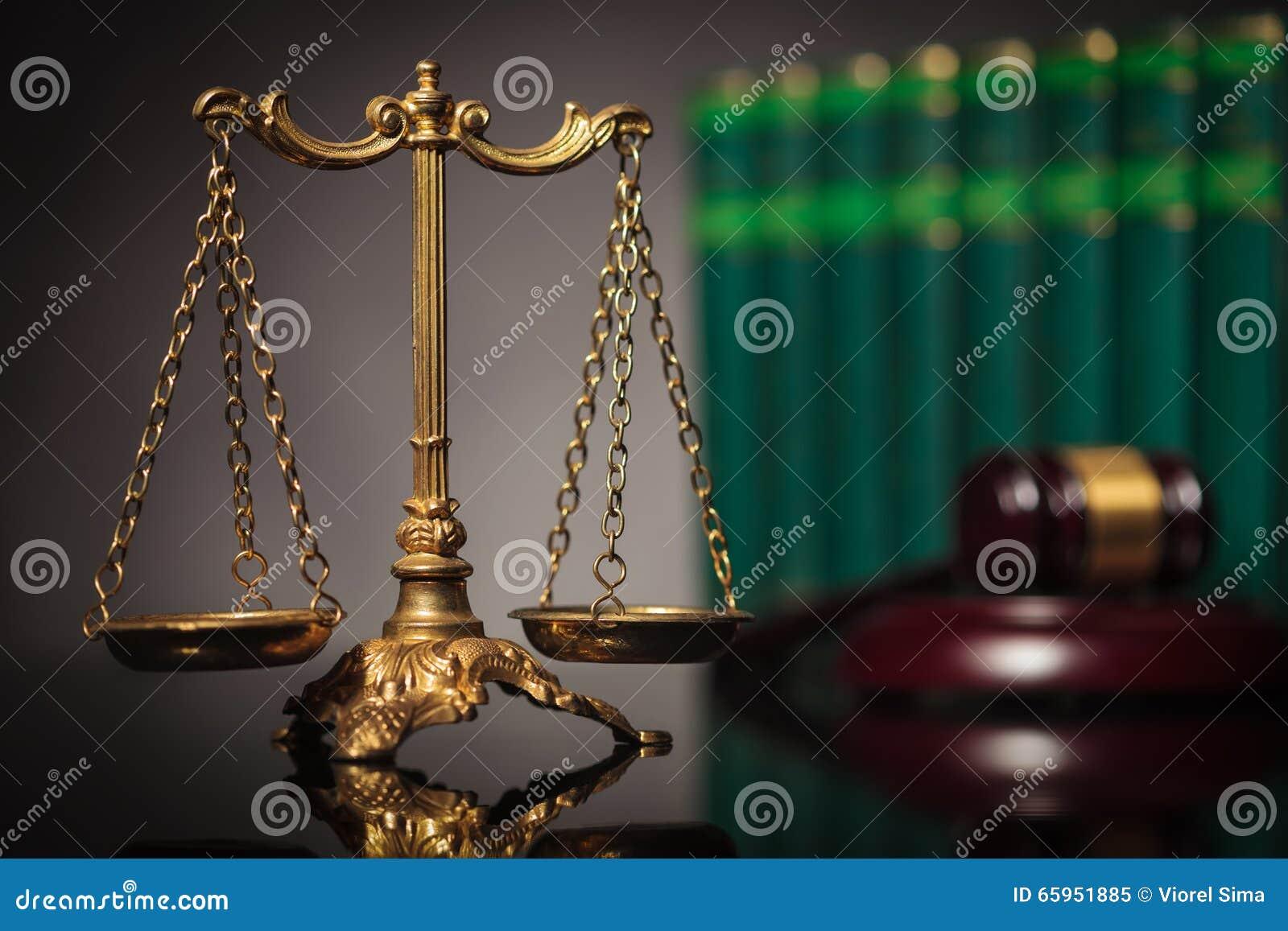 Conceito da lei e de justiça justas
