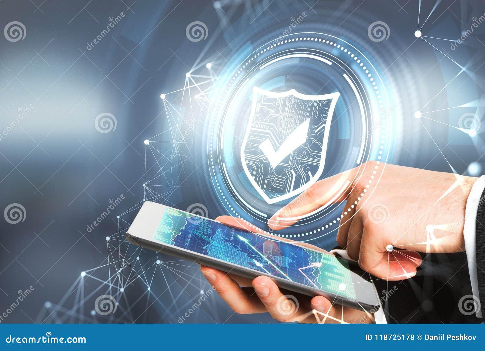 Conceito da segurança do Cyberspace