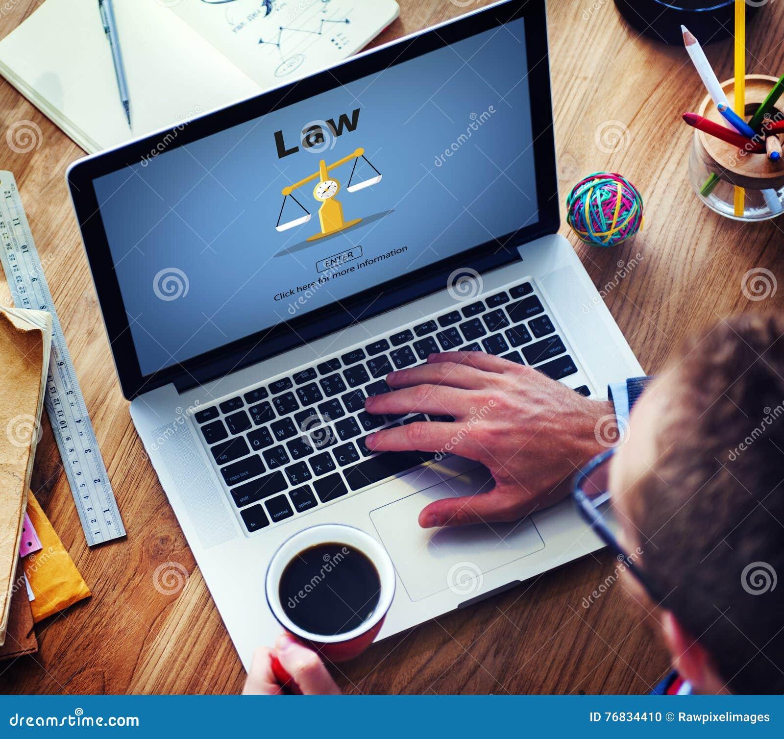 Conceito de controle legal dos regulamentos da corte do controle da lei
