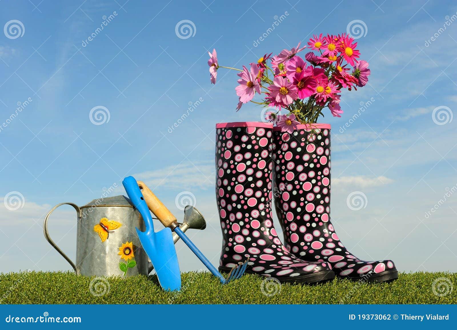 Conceito de jardinagem dois