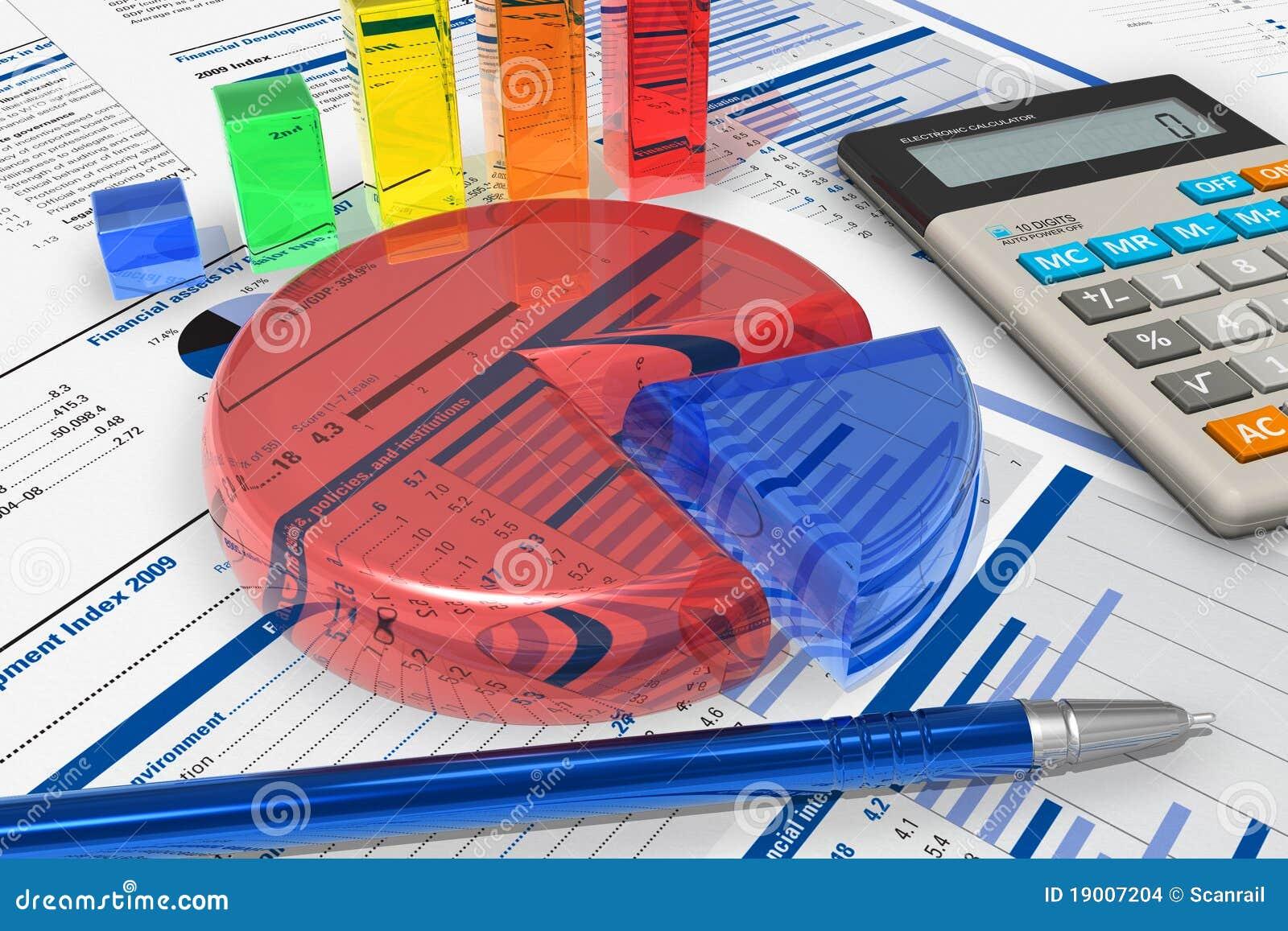 Conceito do analytics do negócio
