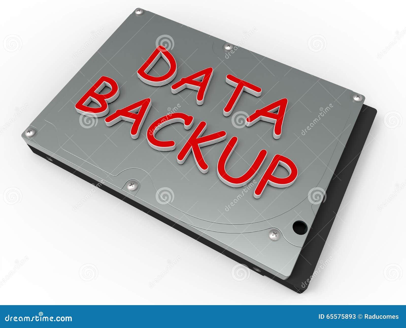 Conceito do backup de dados