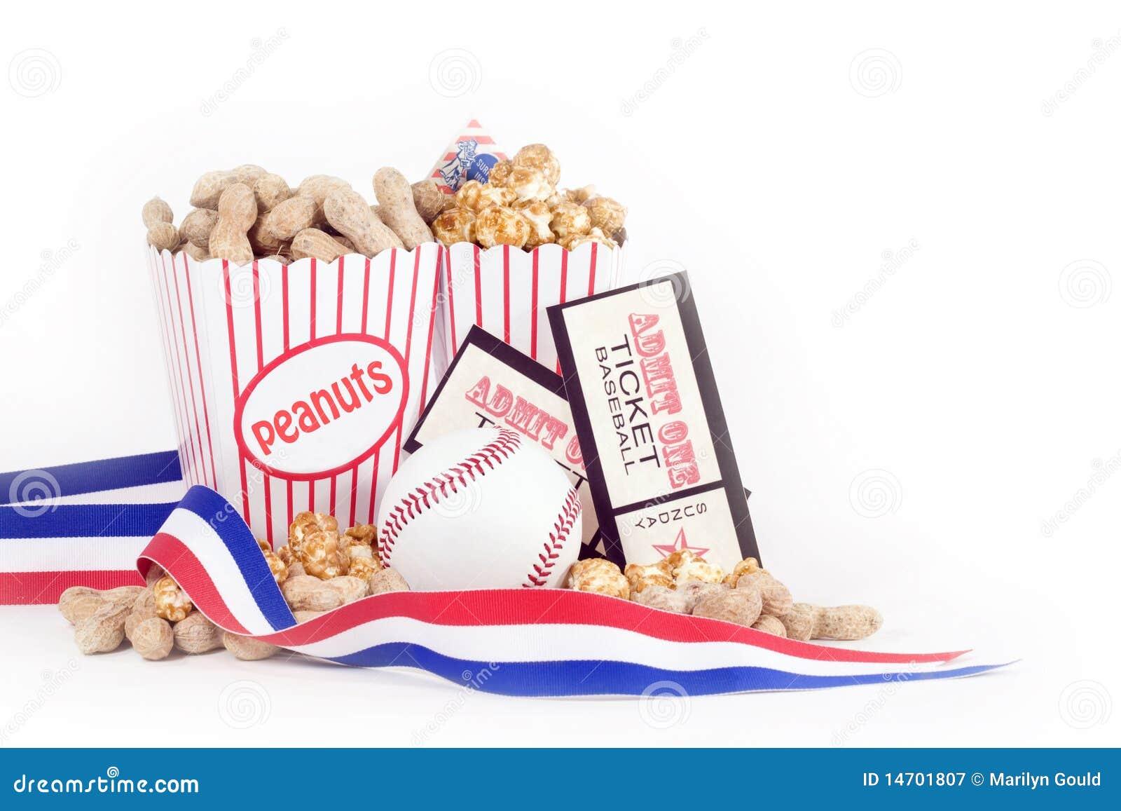 Conceito do basebol