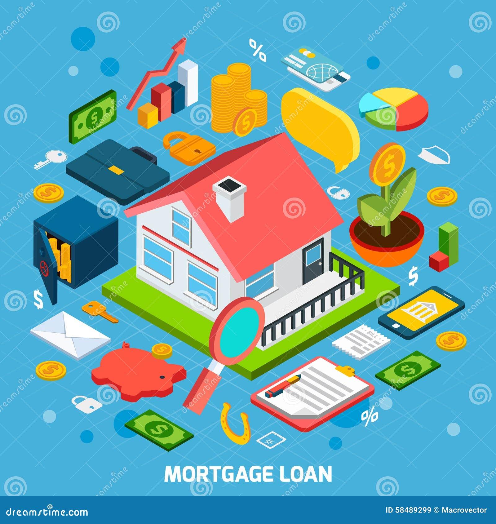 Conceito do empréstimo hipotecário