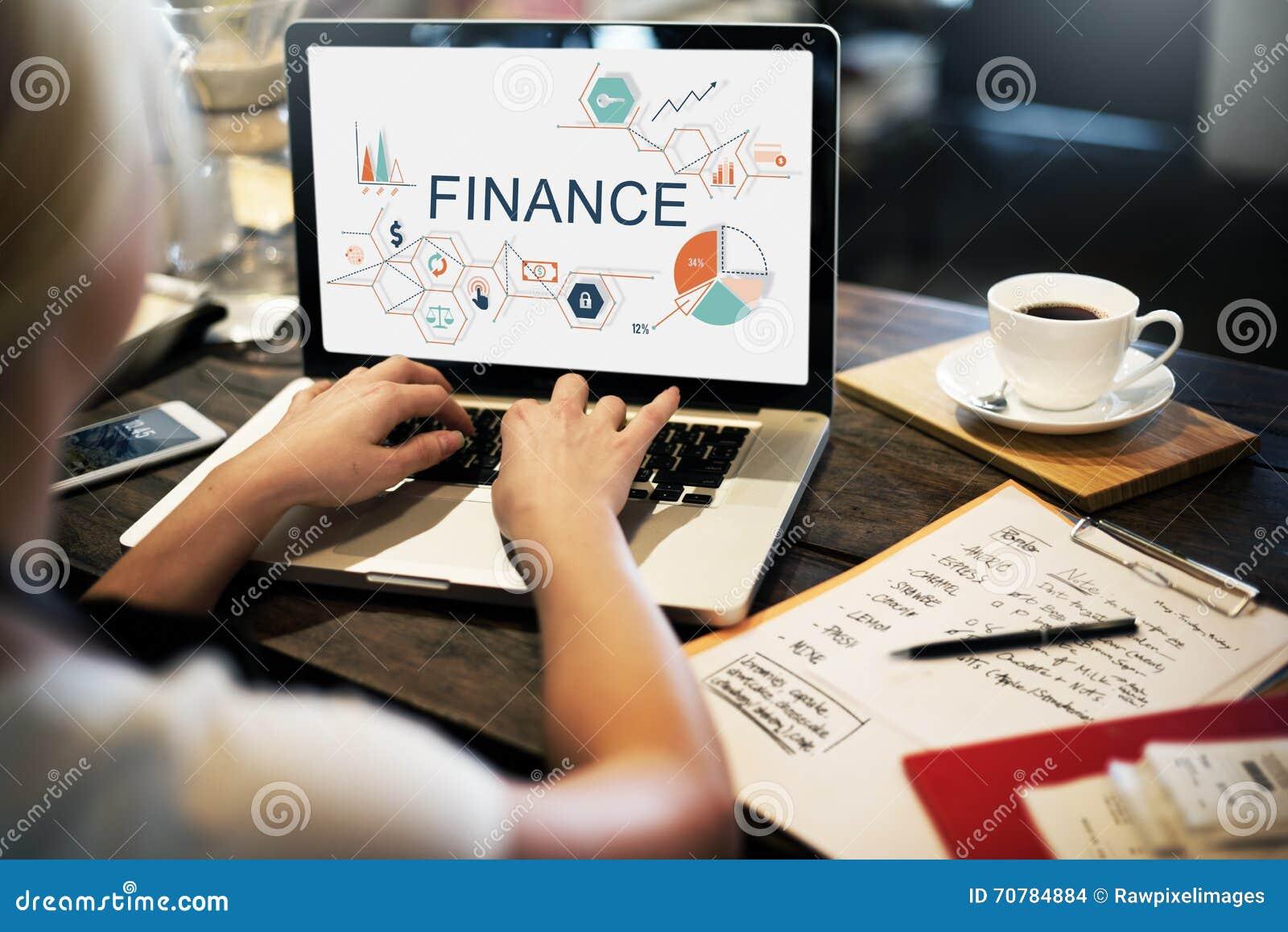 Conceito do equilíbrio de crédito do débito do dinheiro da finança