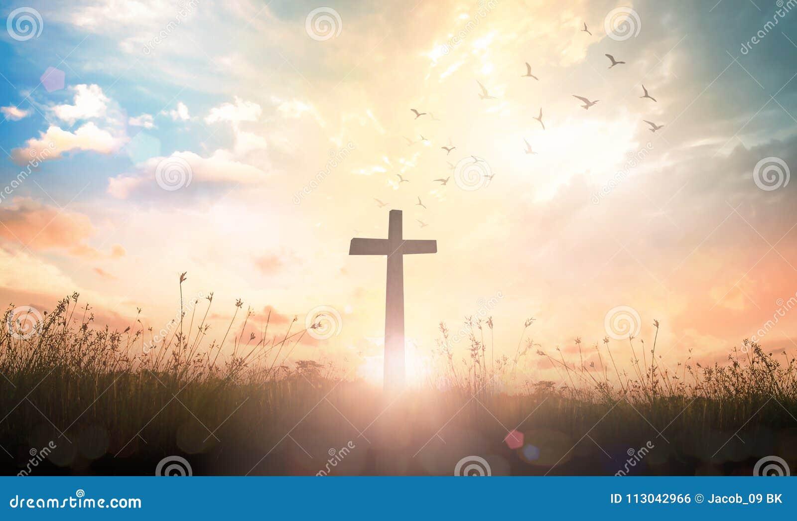 Conceito do Sexta-feira Santa e do Domingo de Páscoa