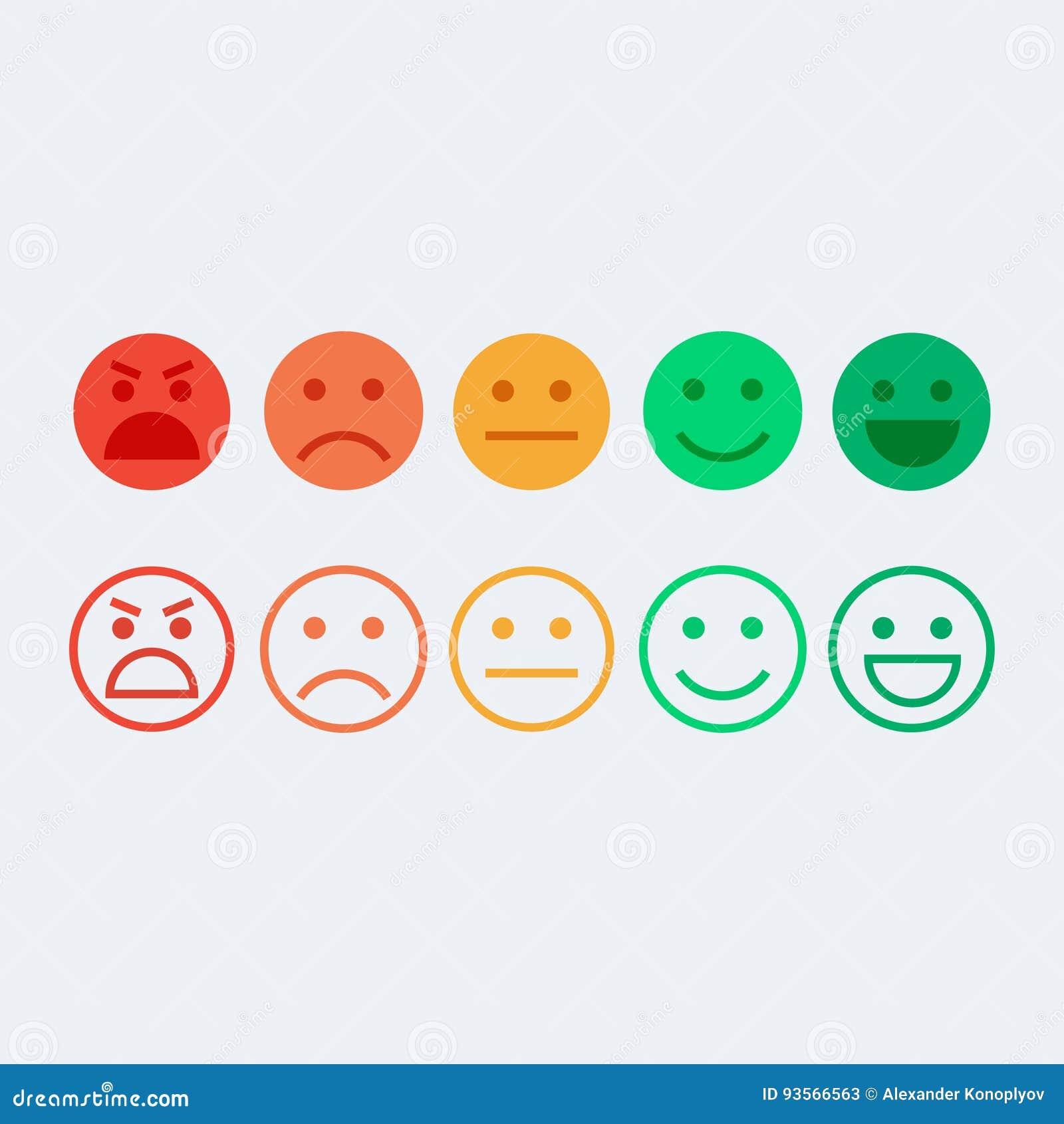 Conceito do vetor do feedback