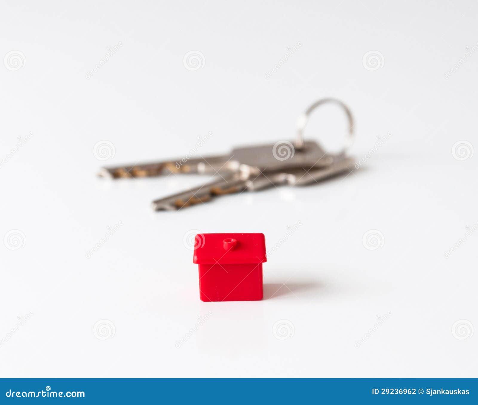 Download Conceito Dos Bens Imobiliários Foto de Stock - Imagem de investimento, chaves: 29236962