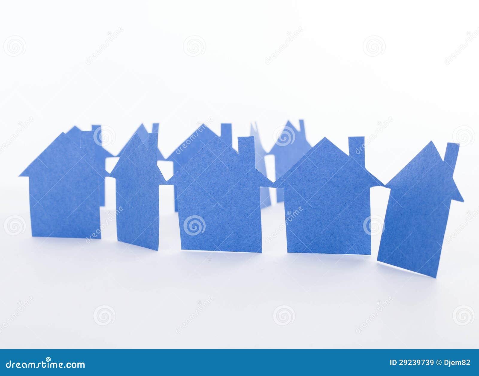 Download Conceito Dos Bens Imobiliários. Imagem de Stock - Imagem de objeto, finanças: 29239739