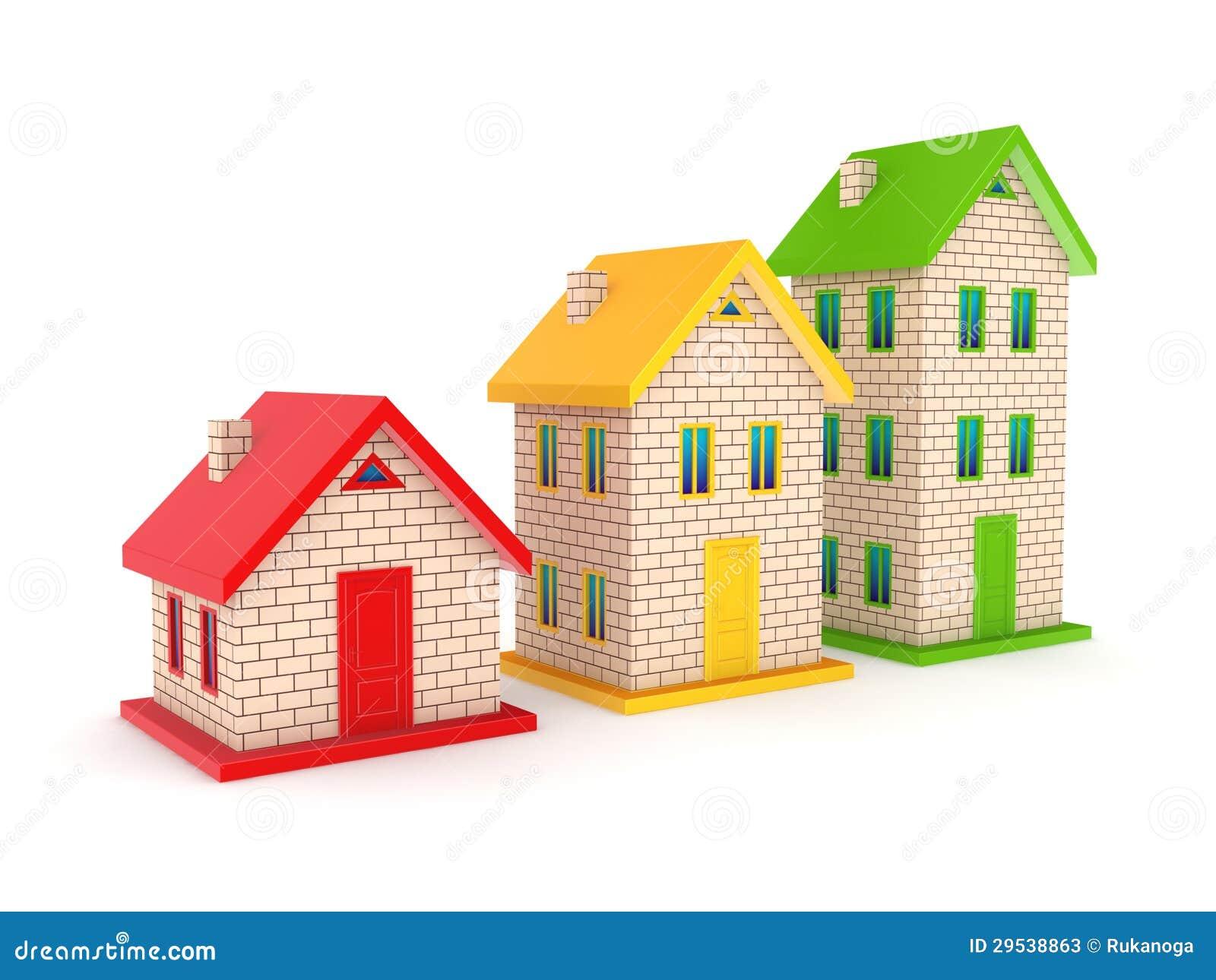 Conceito dos bens imobiliários.