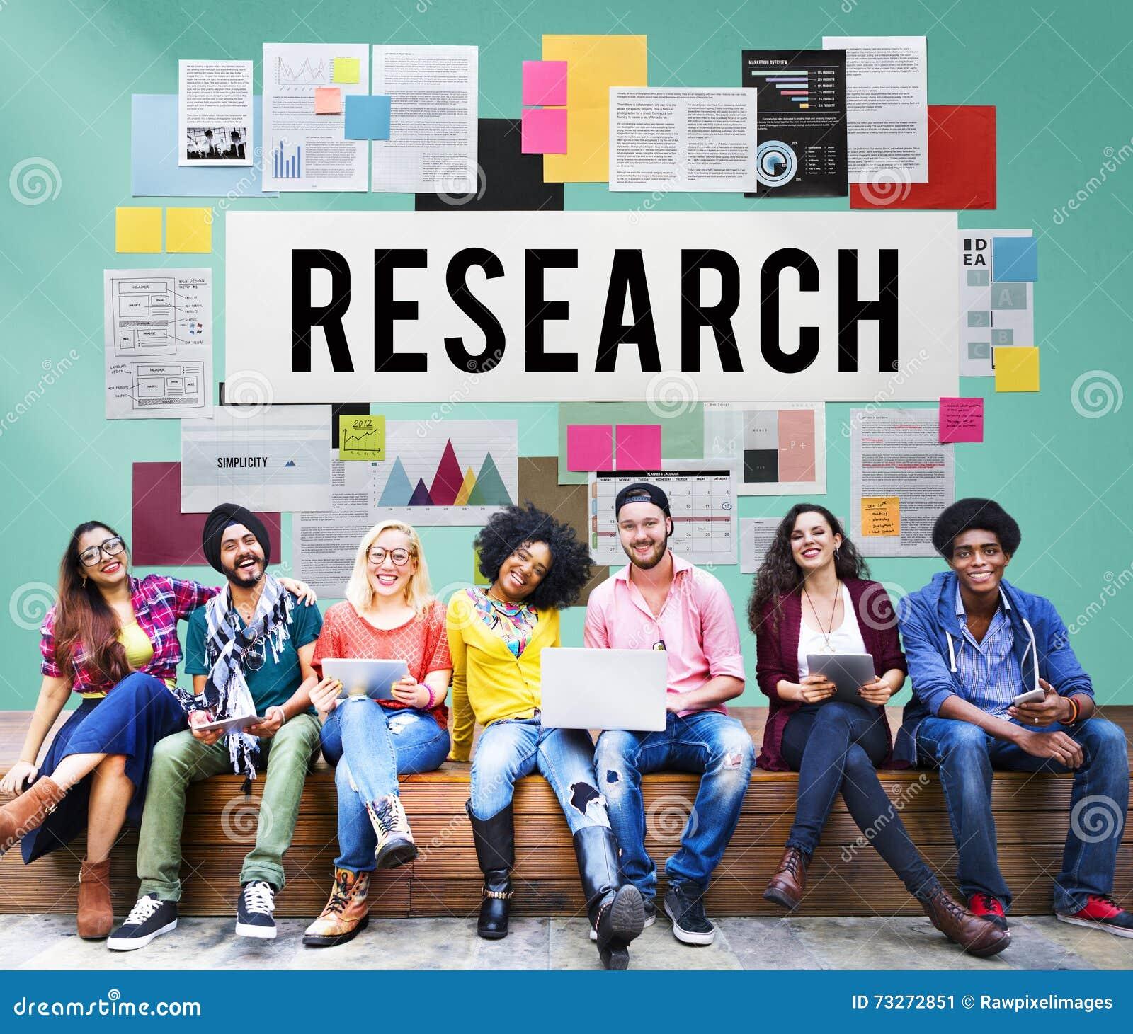 Conceito dos resultados do feedback da exploração da descoberta da pesquisa