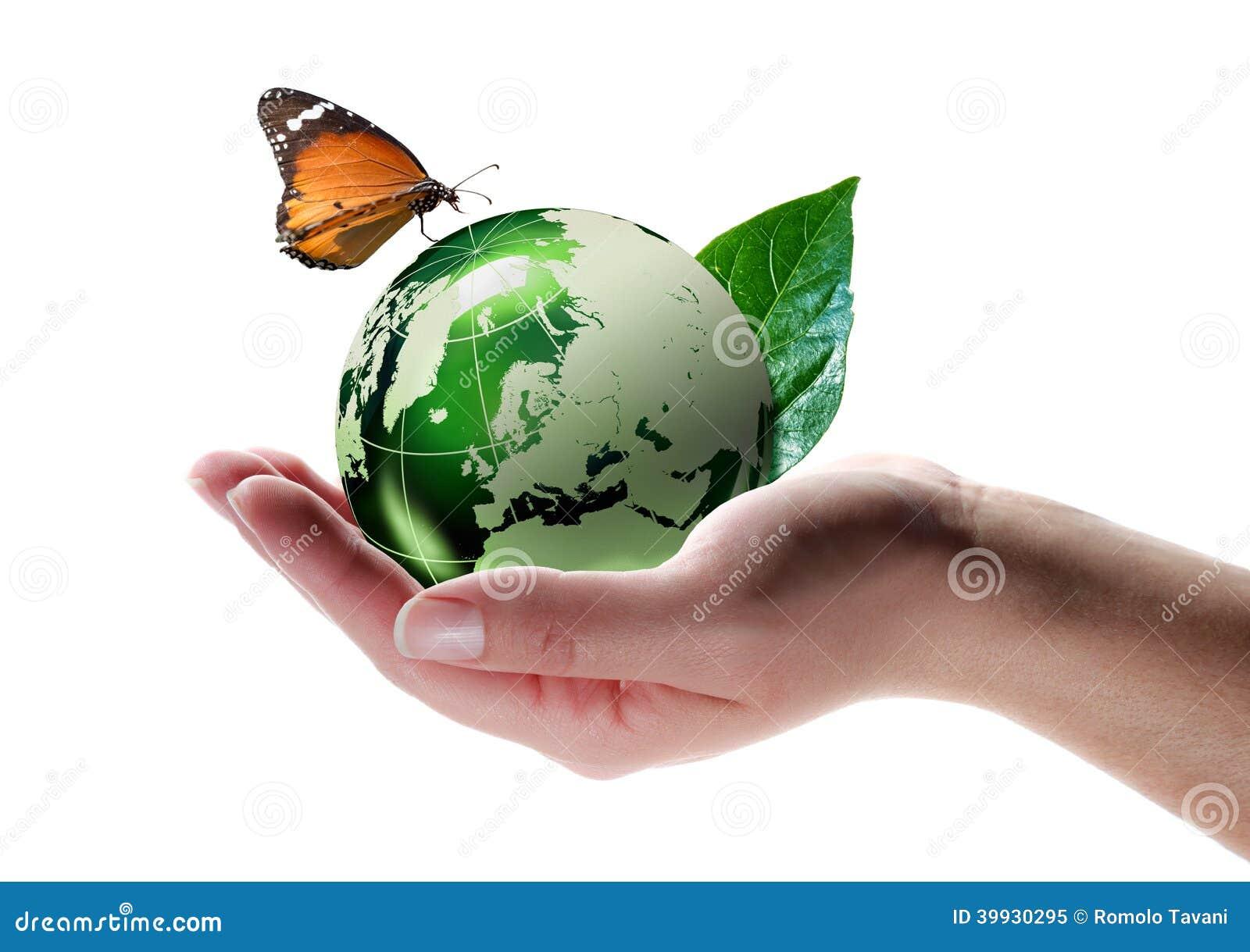 Conceito Eco-amigável