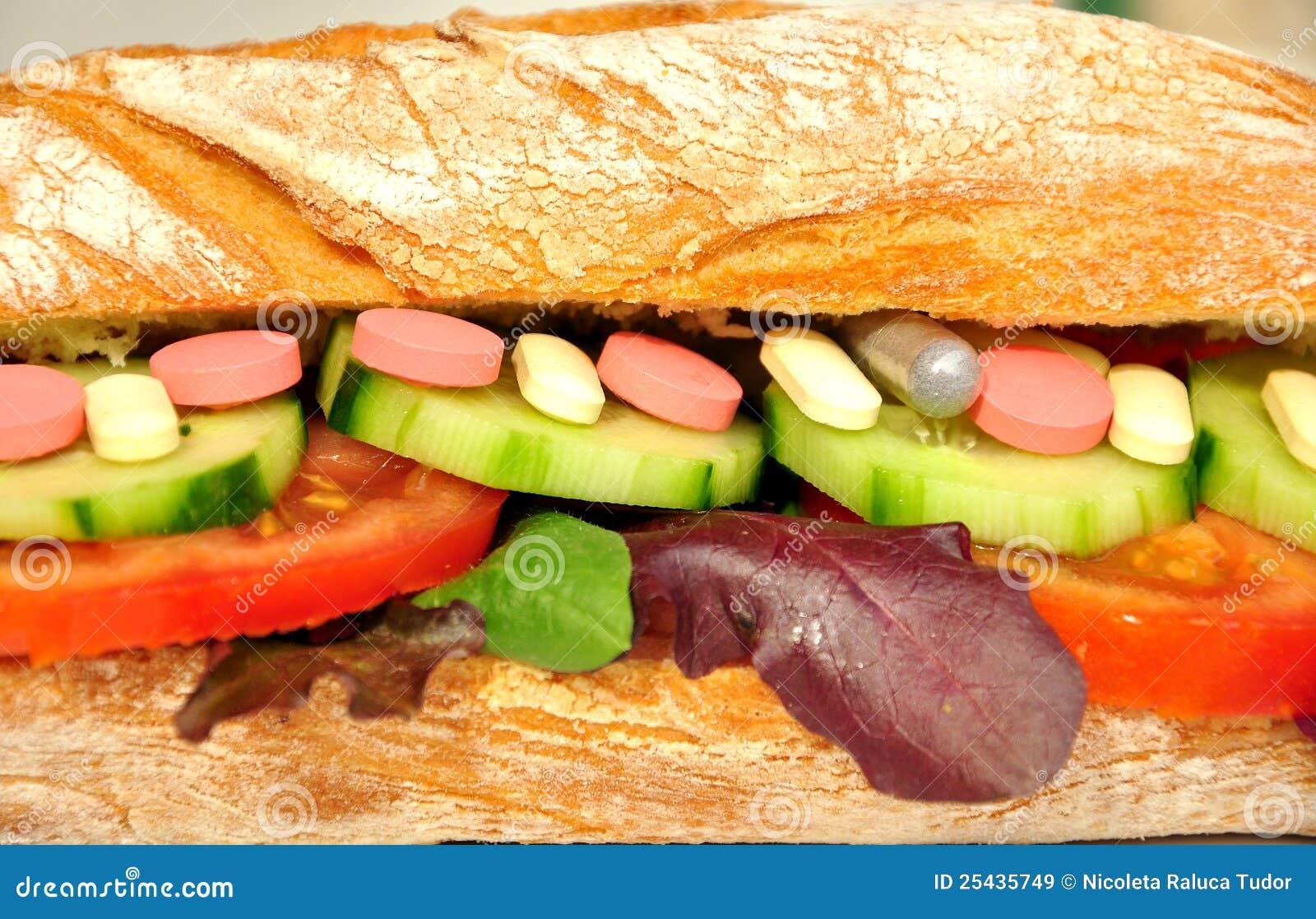 Conceito Genetically modificado do alimento