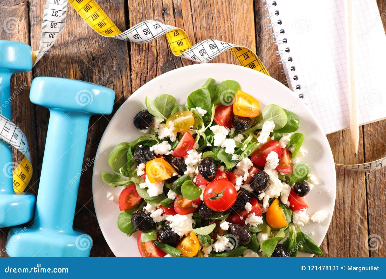 Conceito saudável comer