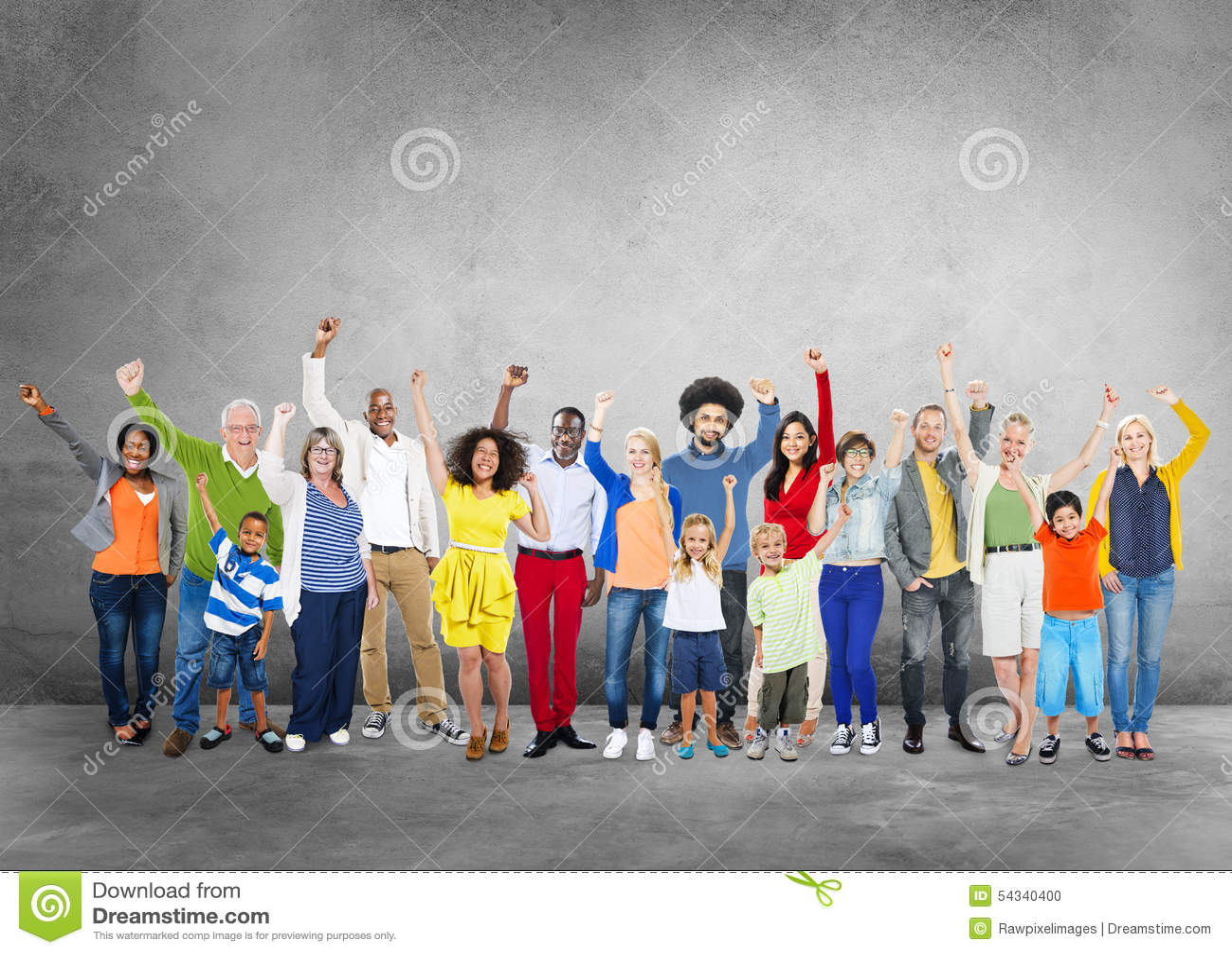 Conceito social da celebração dos povos da diversidade dos meios da rede social