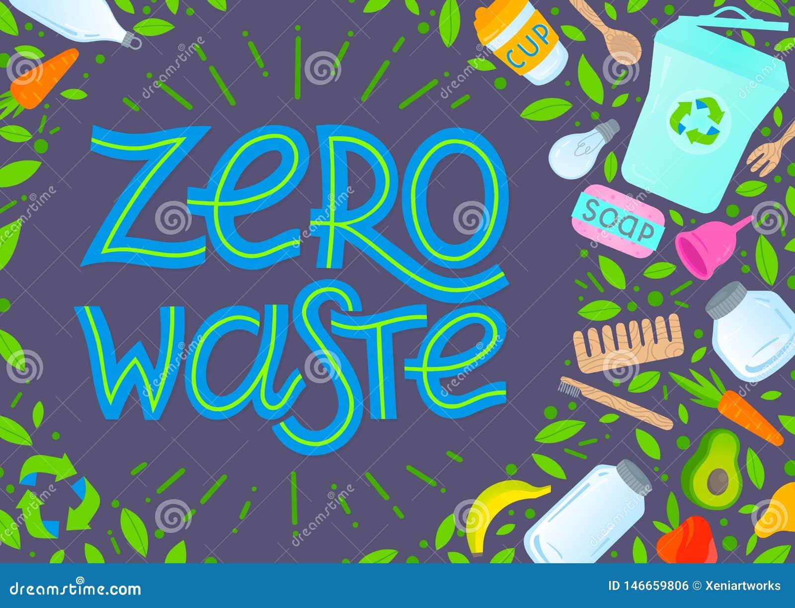 Conceito waste zero